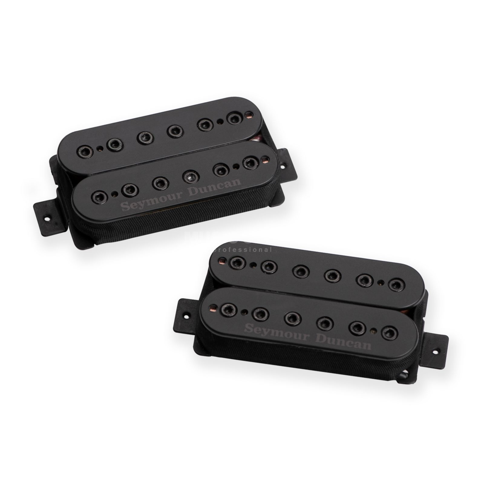Seymour Duncan Mark Holcomb Alpha & Omega Humbucker Set Black Product Image