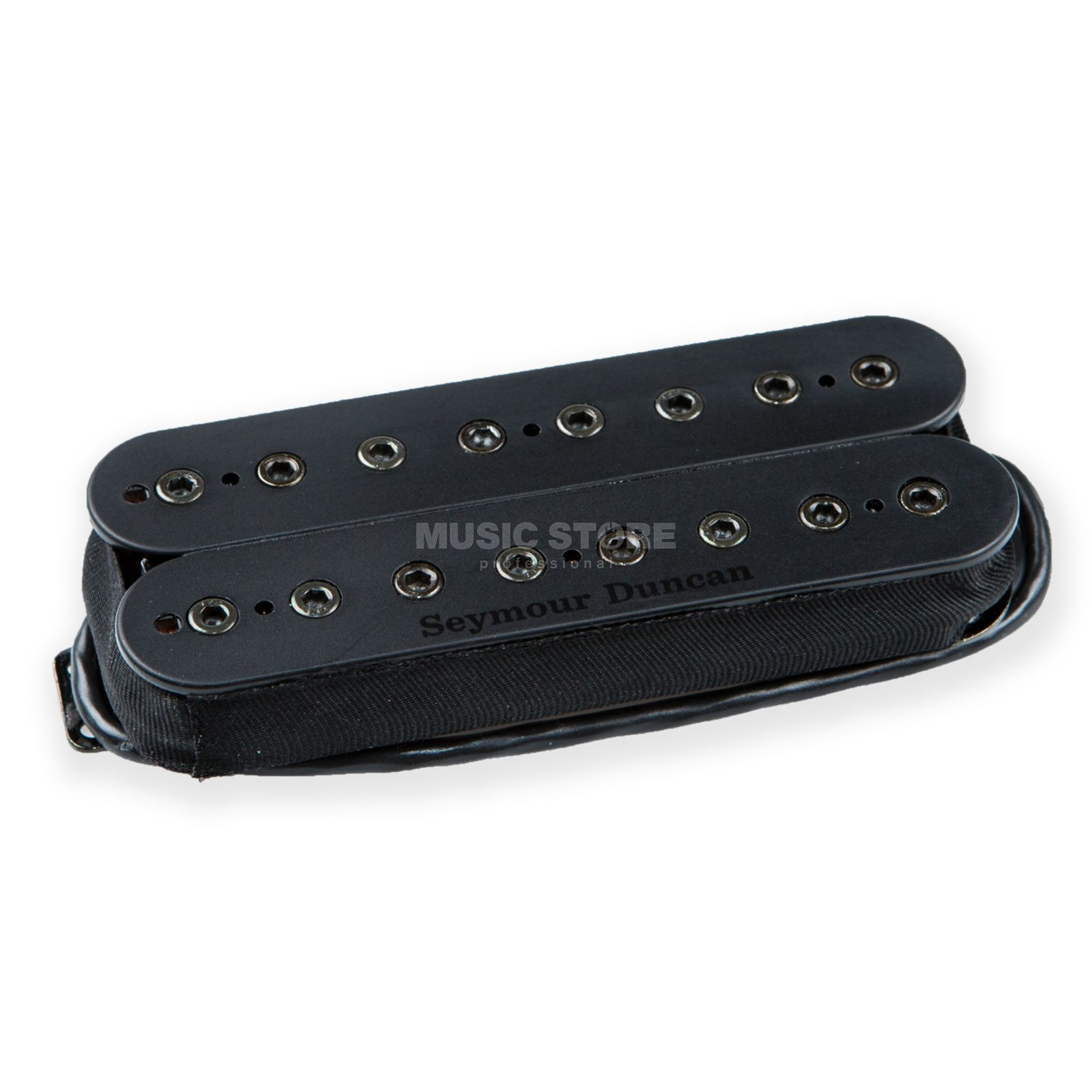 Seymour Duncan Mark Holcomb Omega Bridge Humbucker 8-String Black Product Image