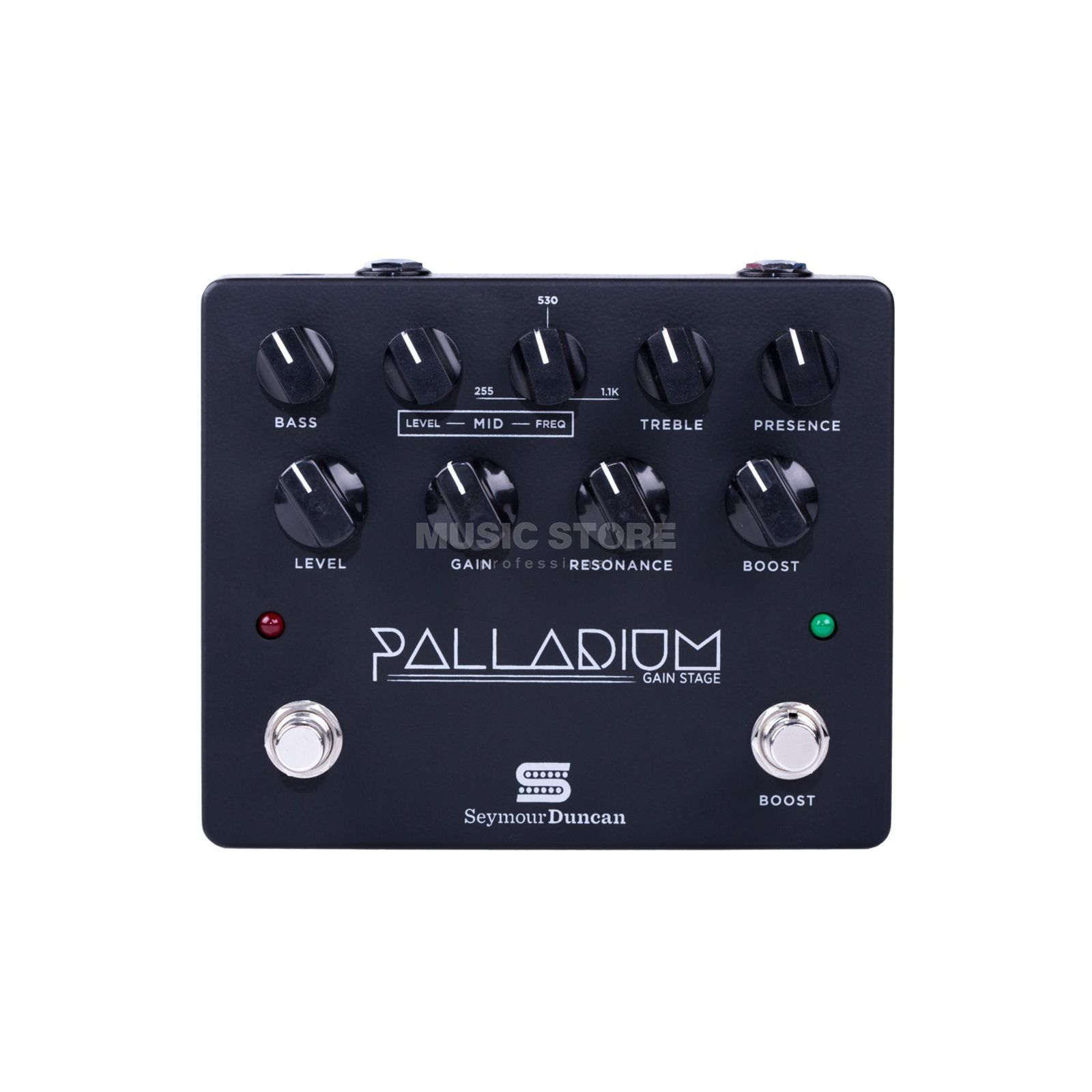 Seymour Duncan Palladium Gain Stage Black Productafbeelding