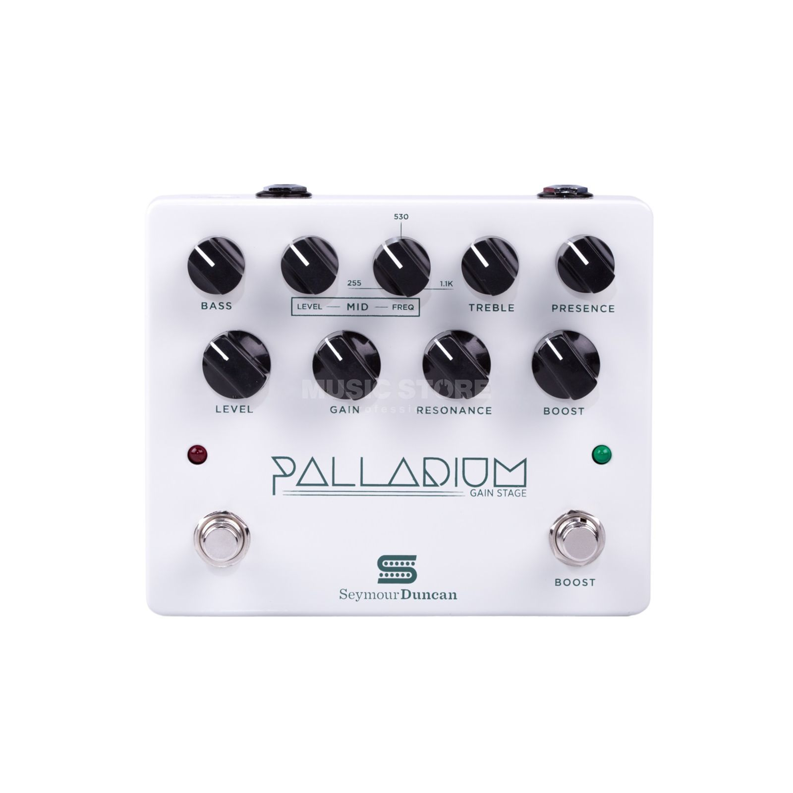 Seymour Duncan Palladium Gain Stage White Product Image