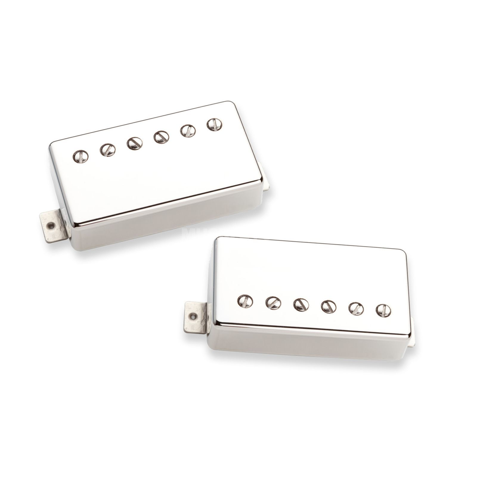 Seymour Duncan Pearly Gates Humbucker Set Nickel Cover Produktbillede