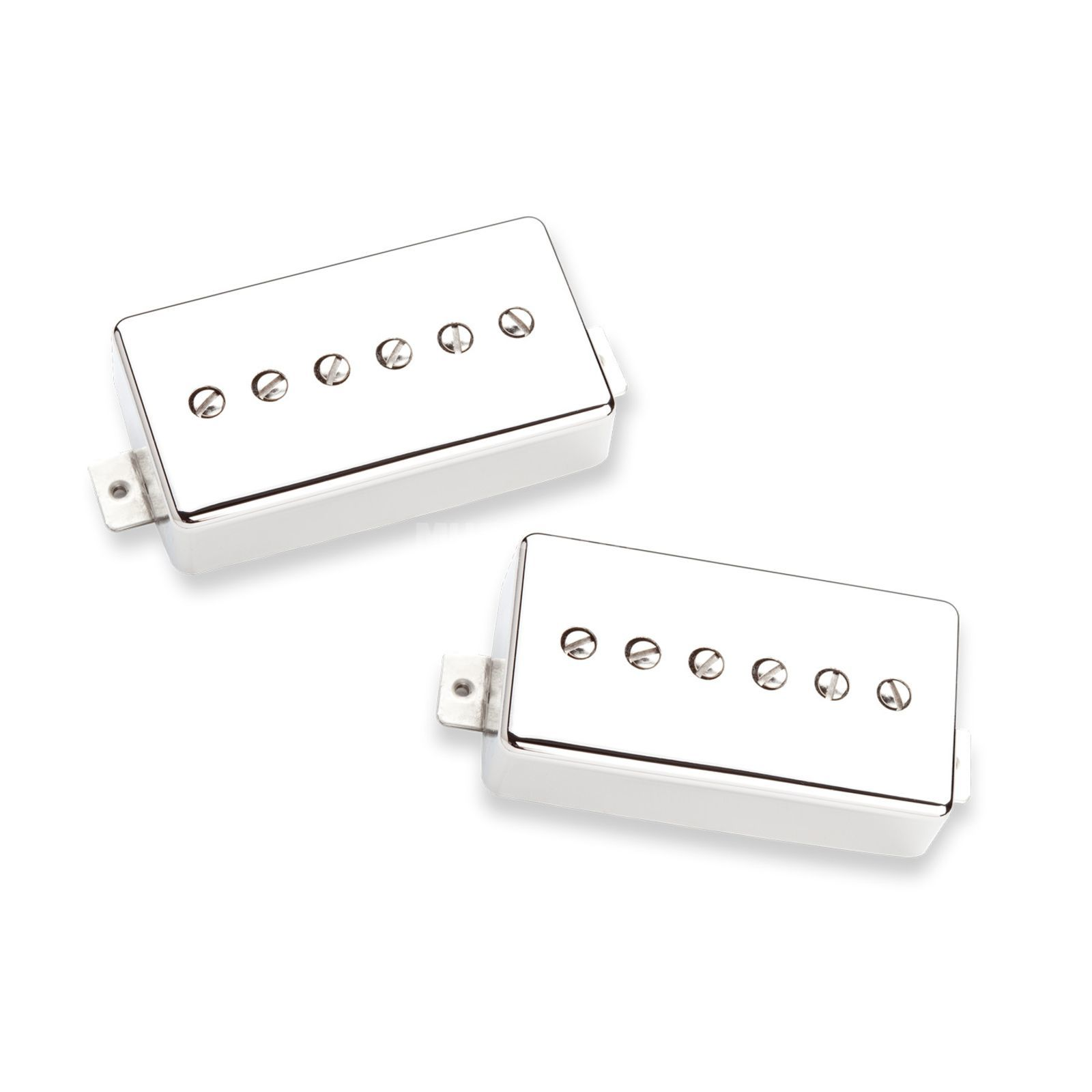 Seymour Duncan Phat Cat P-90, Humbucker Size Set, Nickel Cover Produktbillede