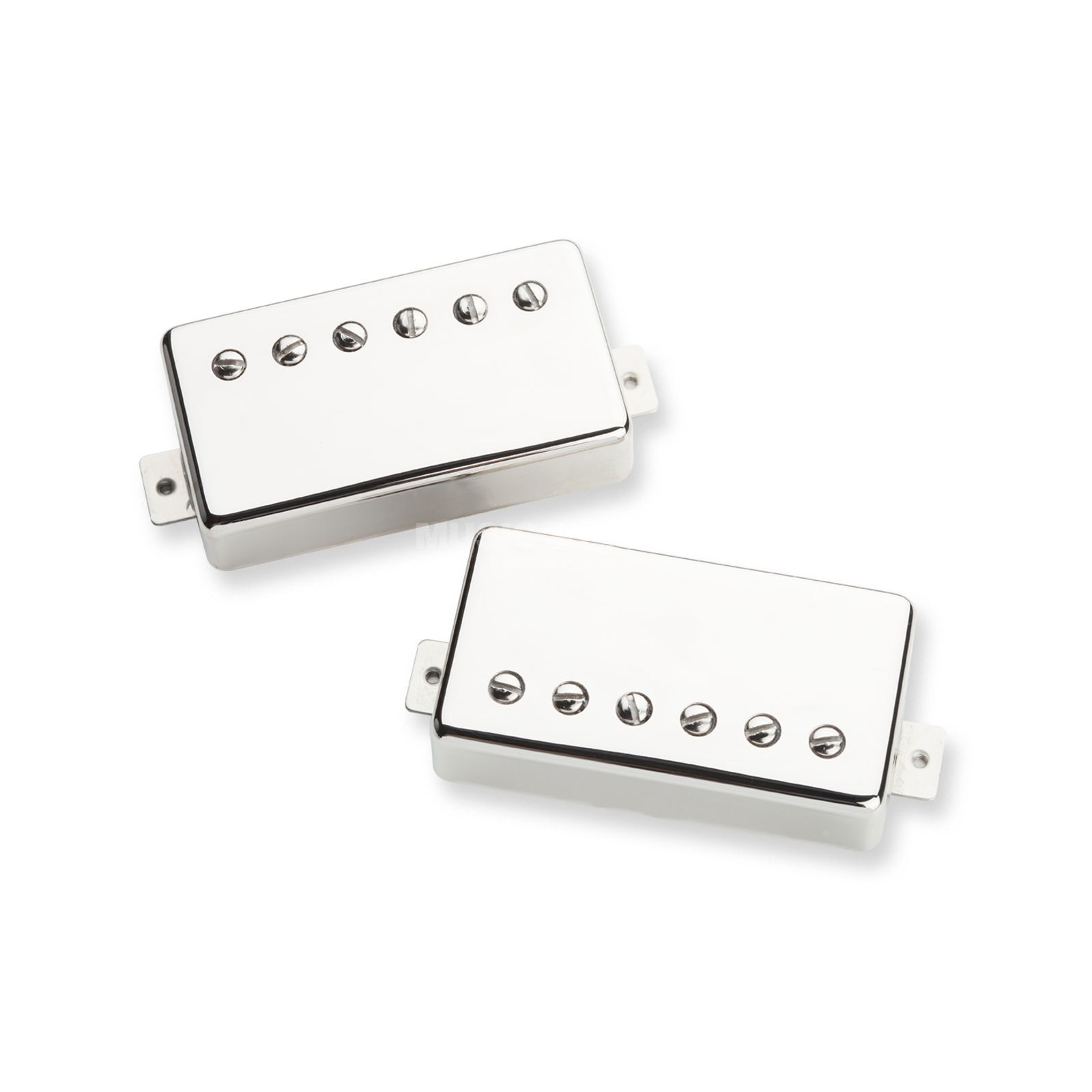 Seymour Duncan SH-18S Whole Lotta Humbucker Set Nickel Cover Produktbillede