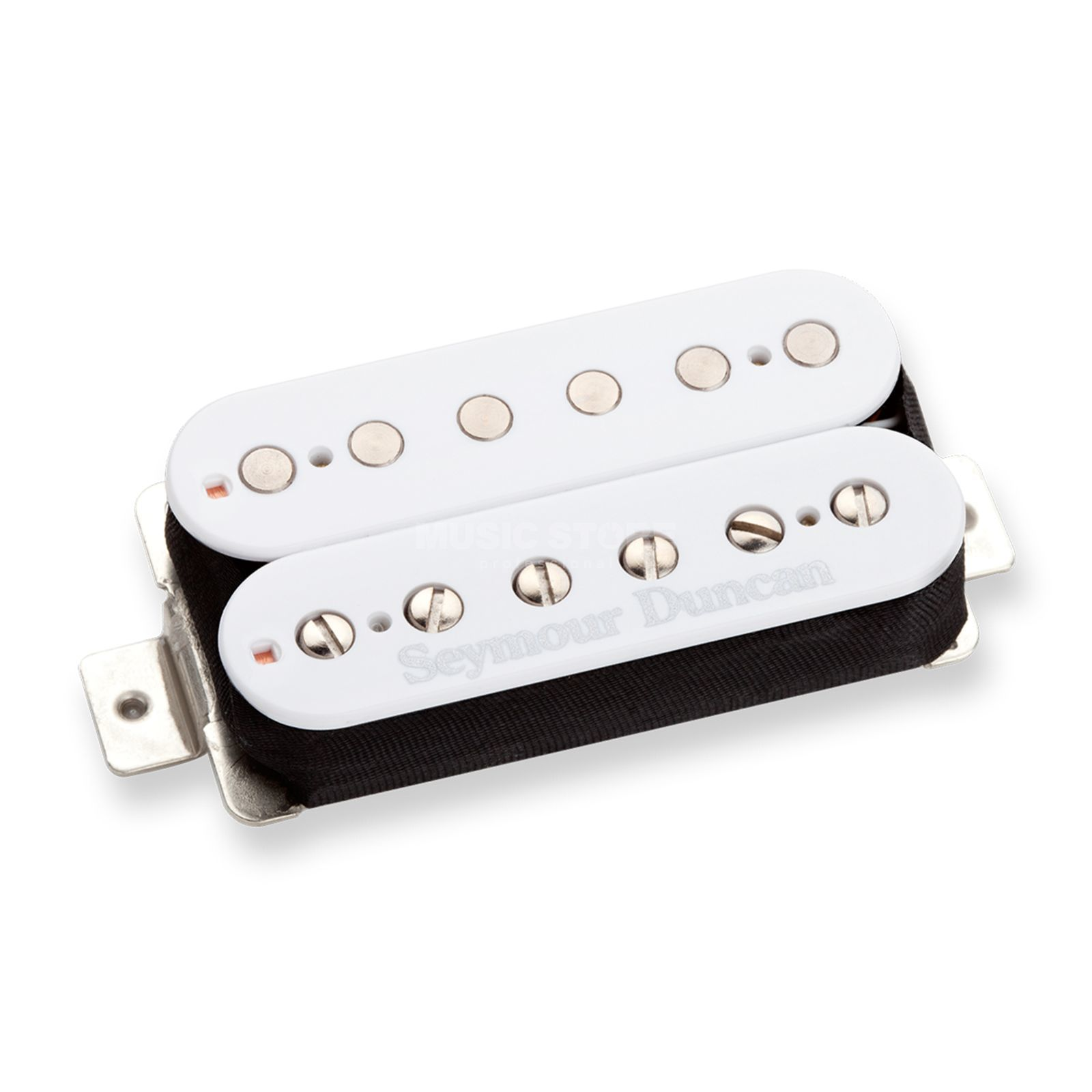 Seymour Duncan SH-6B WH Distortion White Bridge Produktbild