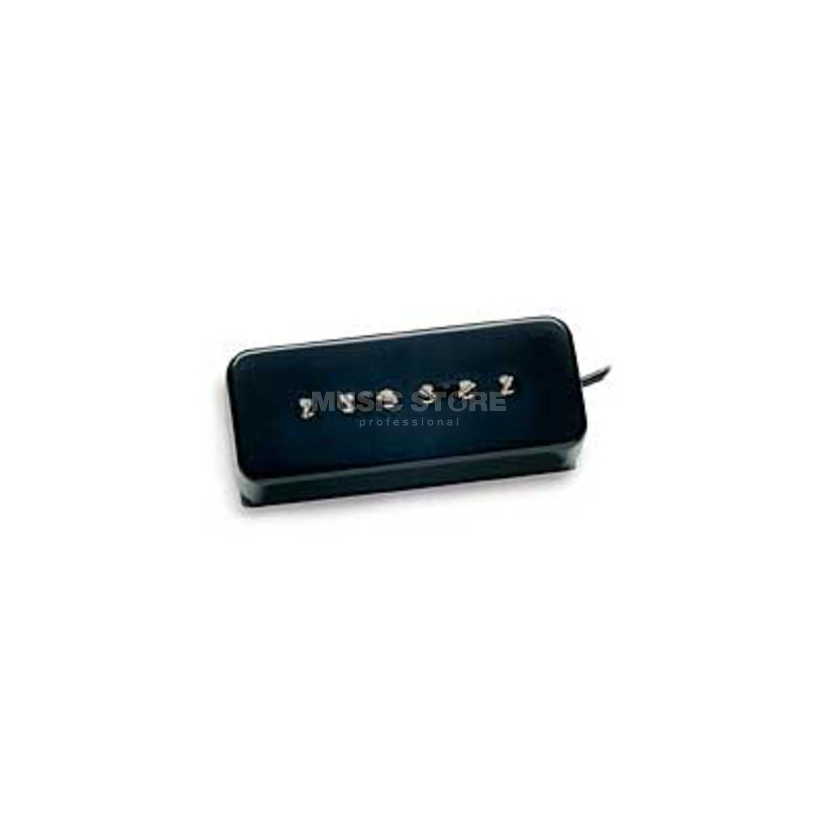 Seymour Duncan SP90-2N BLK Hot Soapbar P90 Black Neck Produktbild