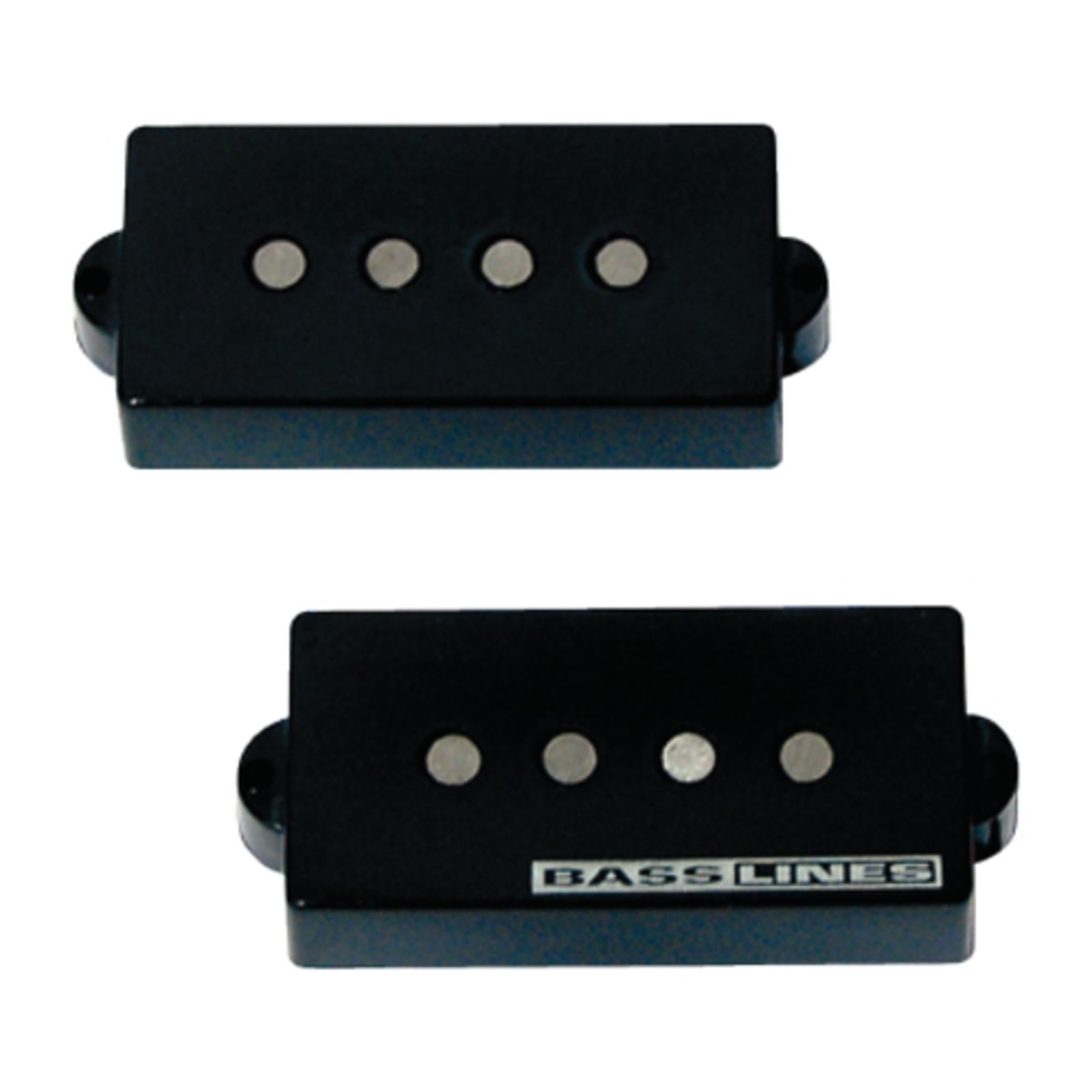 Seymour Duncan SSPB-2 Hot P-Bass black 2-phase Produktbillede