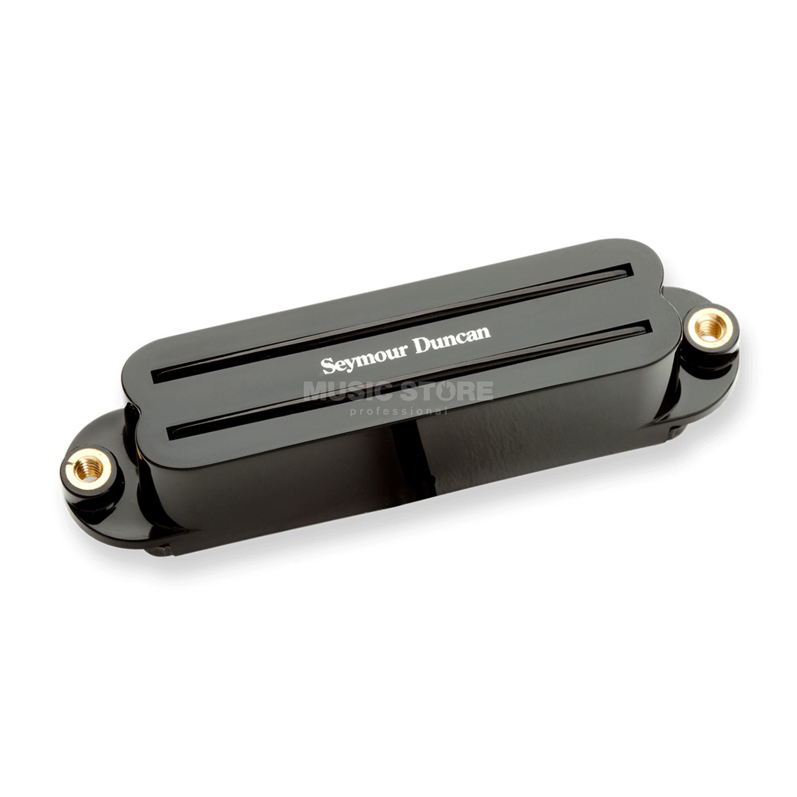 Seymour Duncan Strat Cool Rail Bridge black 4-phase Product Image