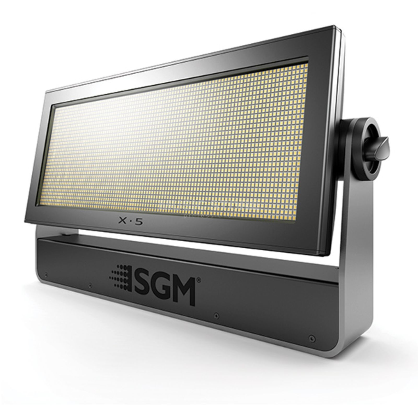 SGM X 5 LED White Light Strobe 120°, 2970 W-LEDs, 5600K Produktbillede