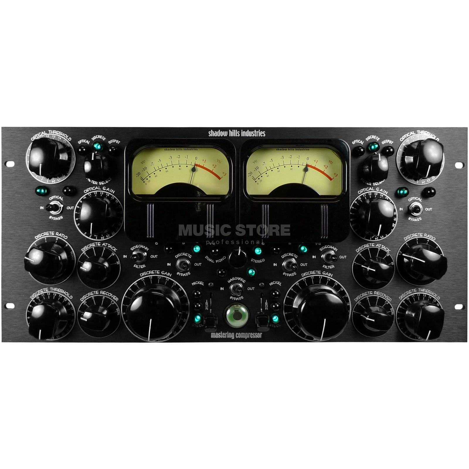 Shadow Hills Industries Mastering Compressor Electro Optical Compressor Produktbillede