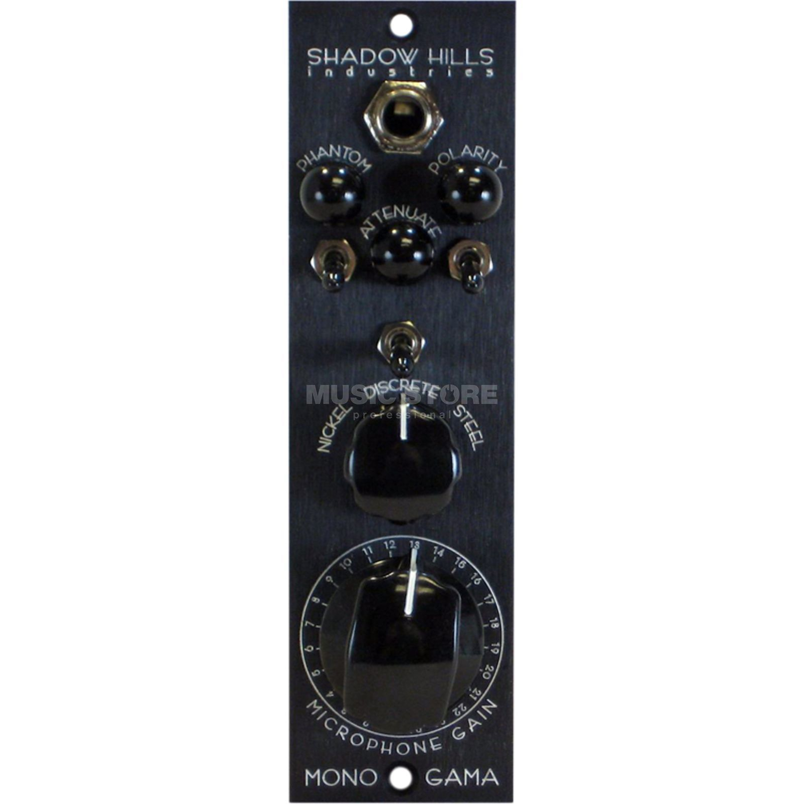 Shadow Hills Industries Shadow Hills Mono Gama 500 Series Mic Preamp Produktbillede