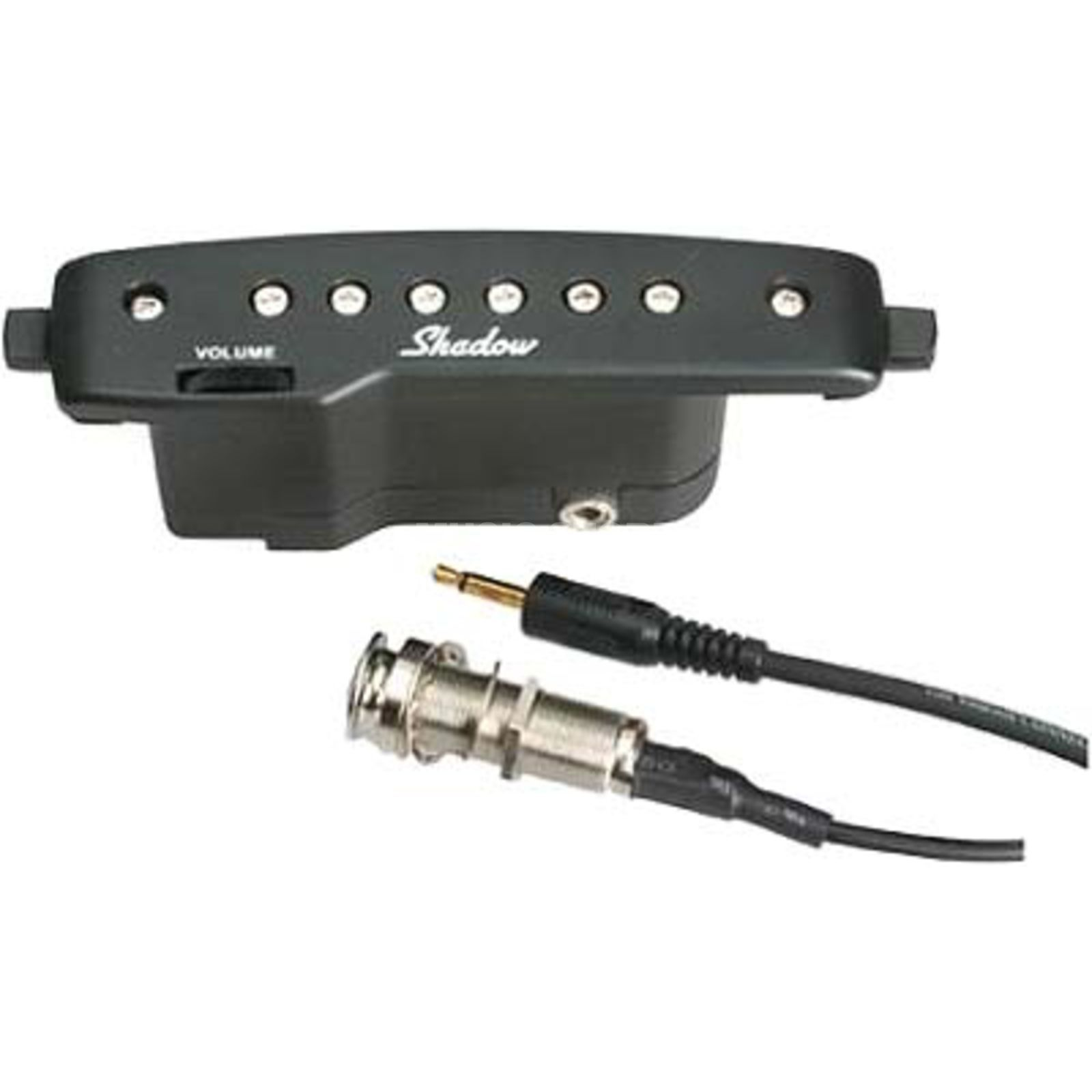 Shadow SH 145 BK Prestige Soundhole Pickup black Produktbild