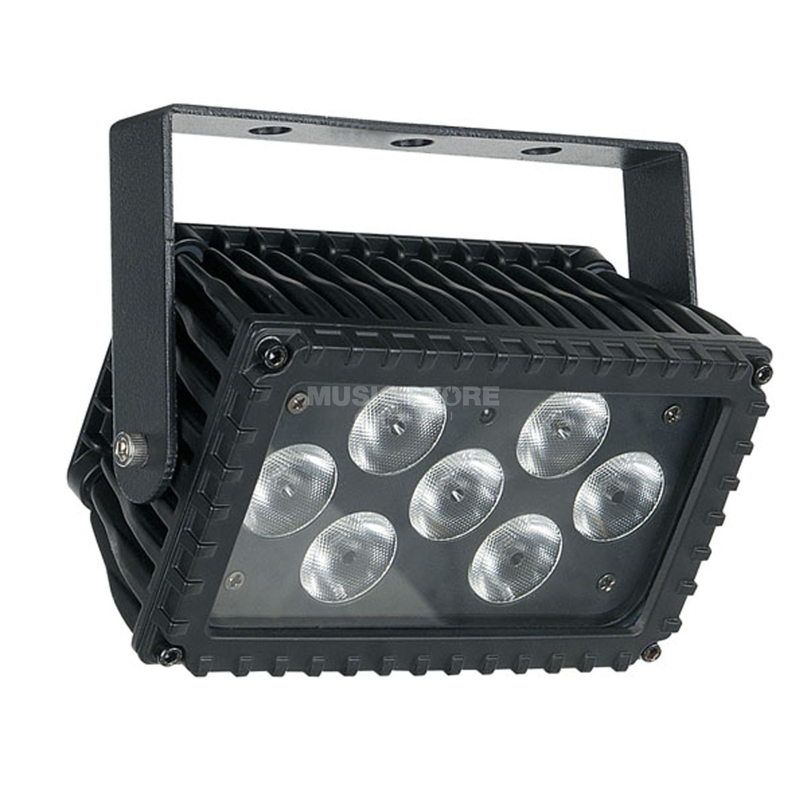 Showtec Cameleon Flood 7RGB IP-65,  7x 3W RGB-LED Produktbillede