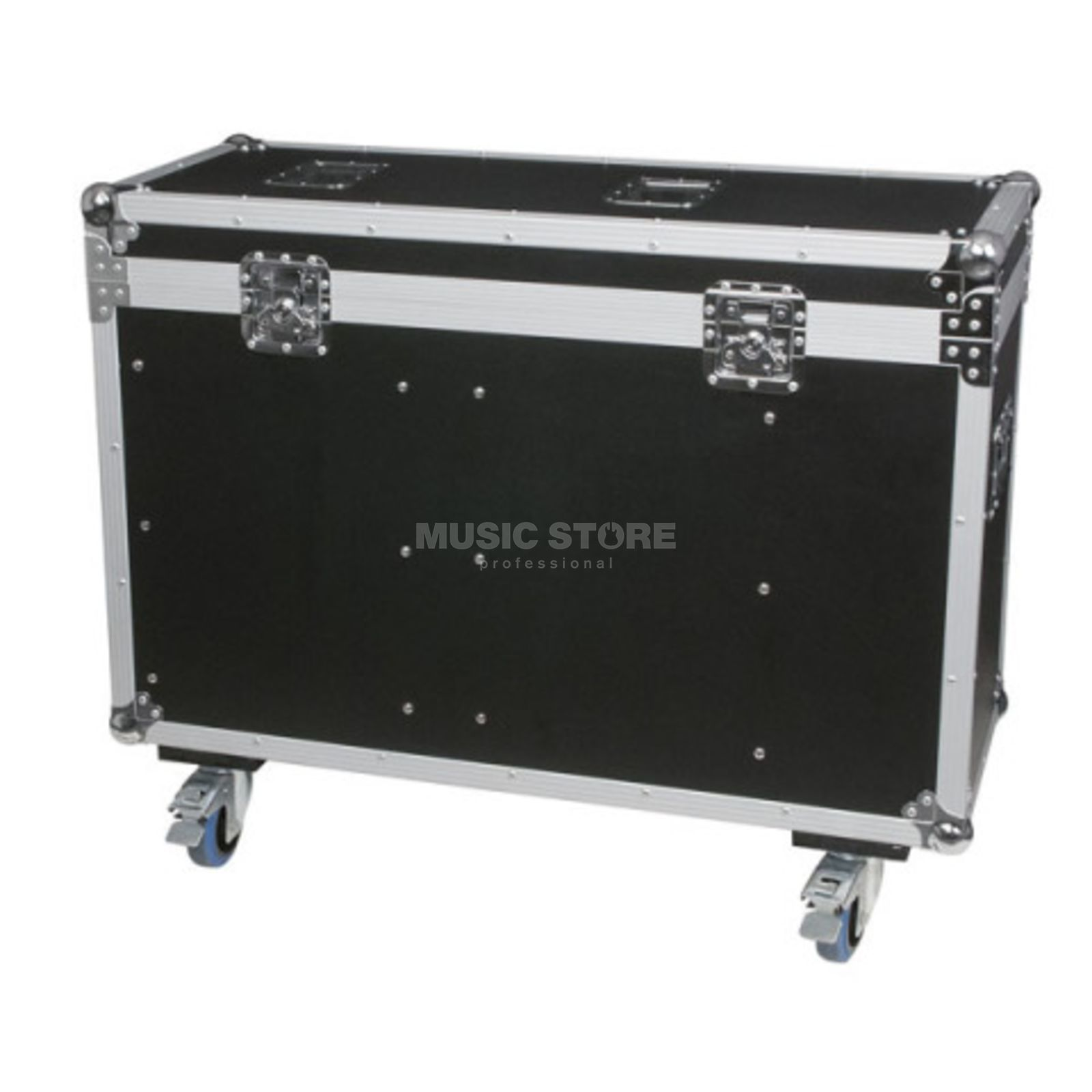Showtec Case for 2x Phantom 140 Beam with Accessories Compartment and Wheels Produktbillede