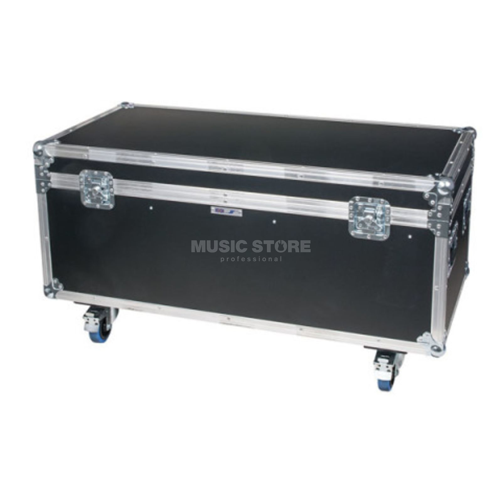 Showtec Case for 6X iW-720 with Accessories Compartment and Wheels Produktbillede