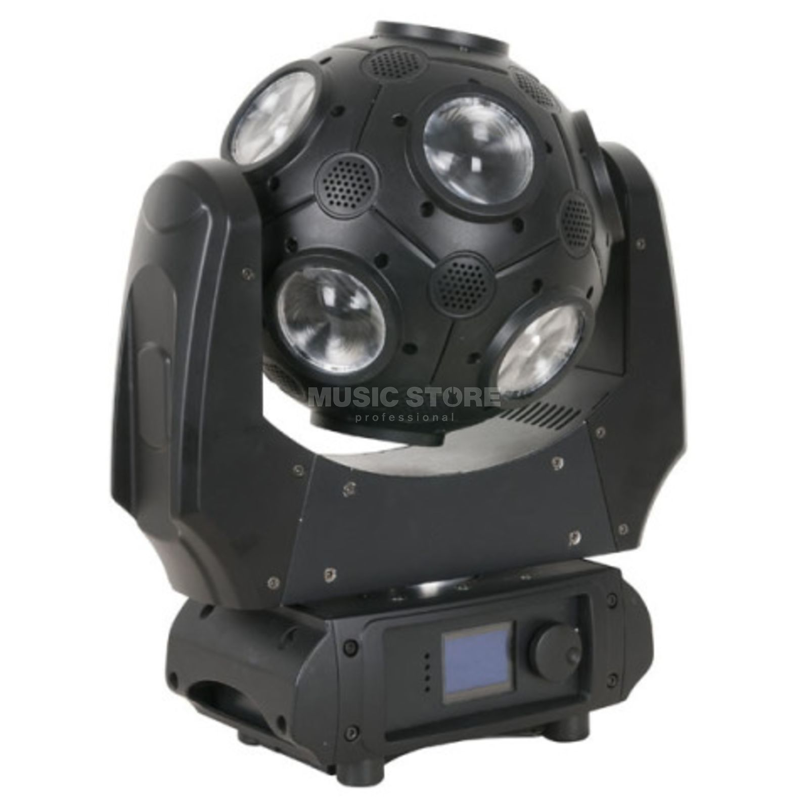 Showtec Galaxy 360 endless Pan/Tilt/, 4° Beam Produktbillede