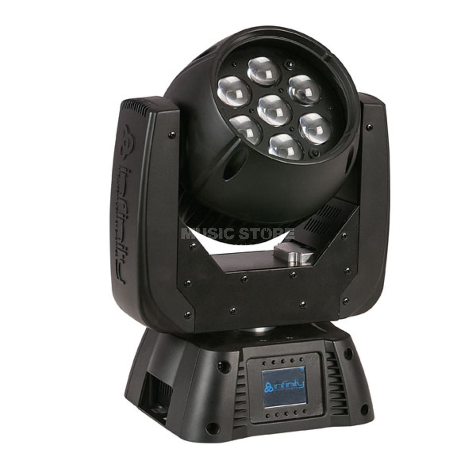 Showtec Infinity iW-720 RGBW Wash, Electronic Zoom Product Image