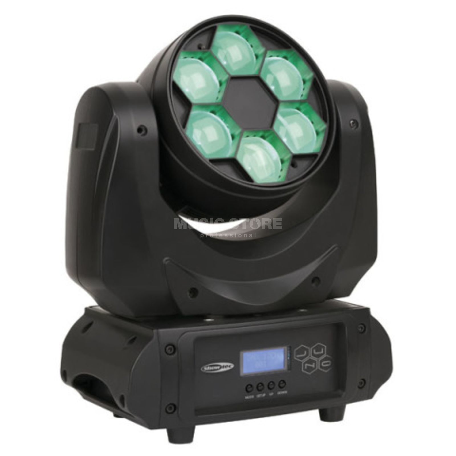 Showtec Juno 2 in 1 Effekt, Lens Rotation Product Image