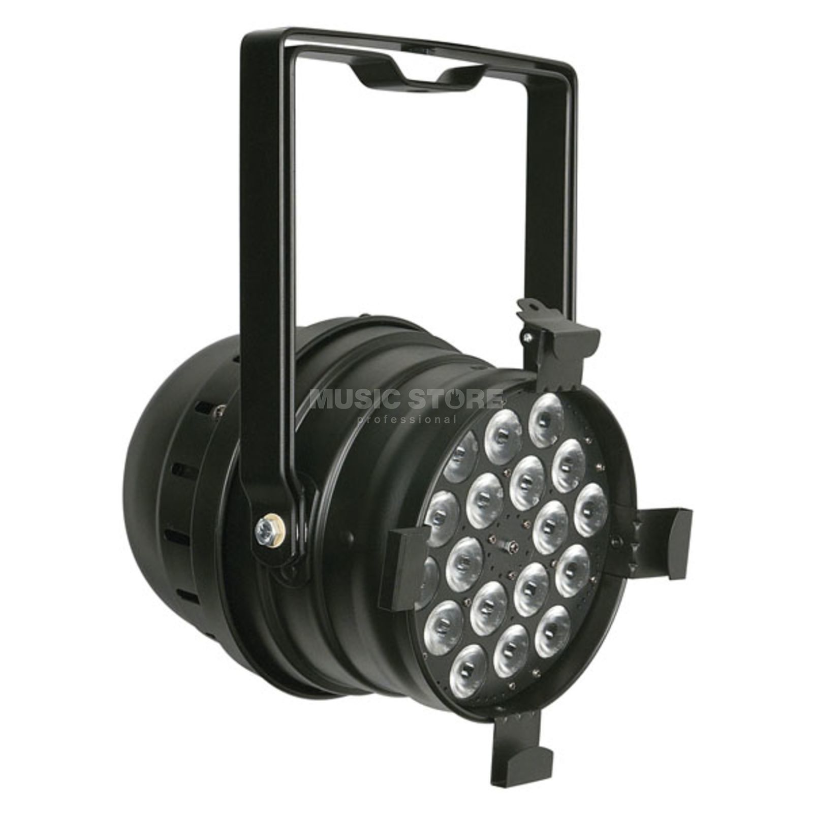 Showtec LED Par 64 Short Q4-18 Black  Produktbild