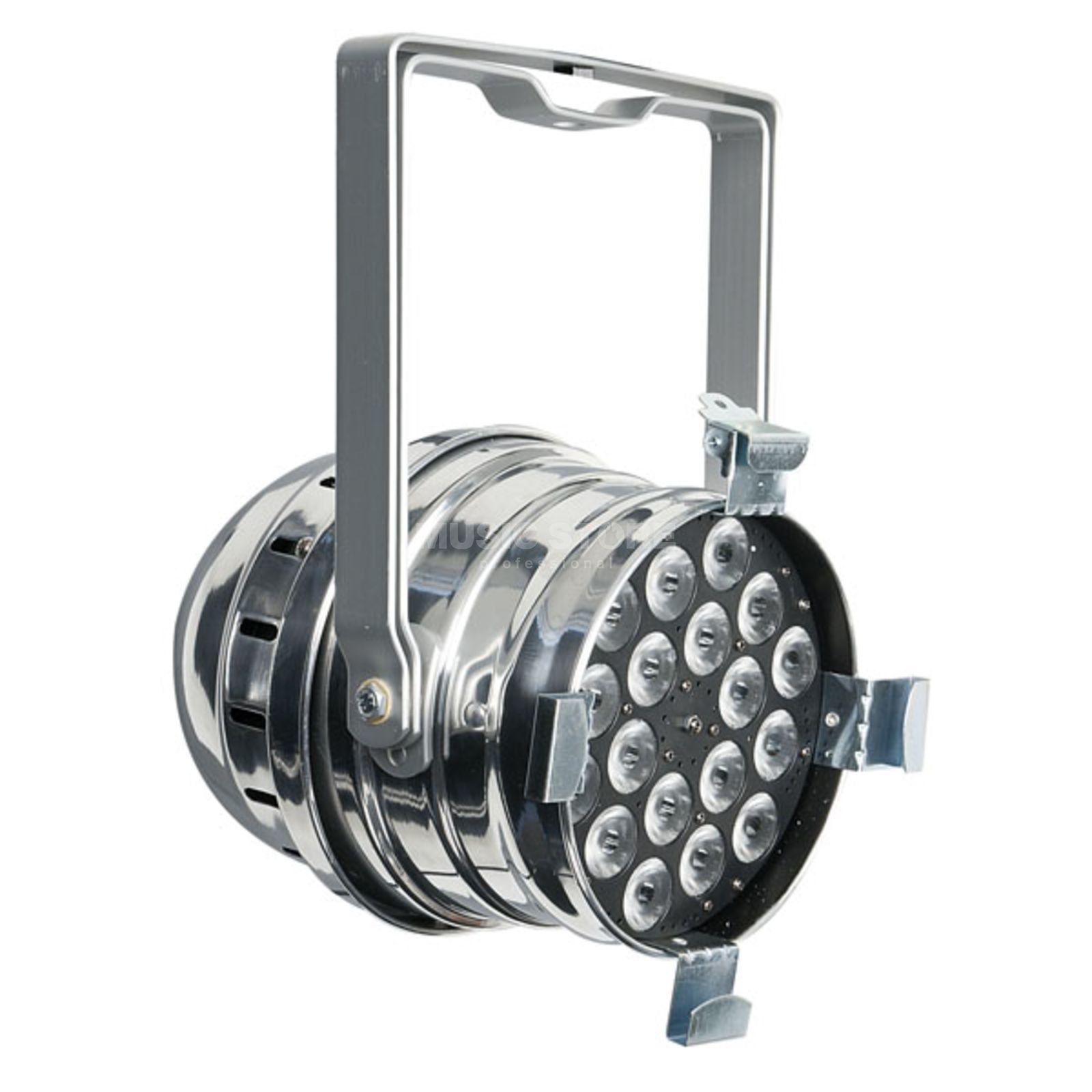 Showtec LED Par 64 Short Q4-18 silber  Produktbild