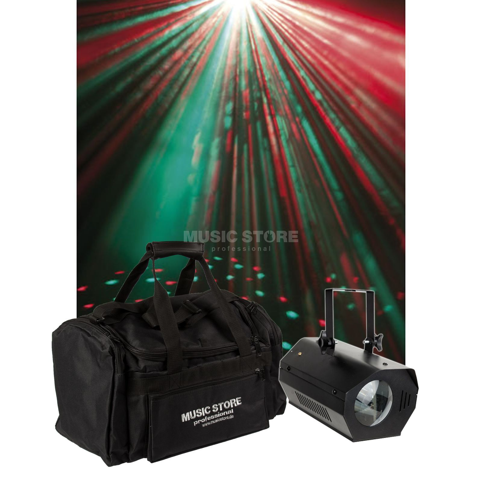 Showtec Scat Moon LED + Bag - Set Product Image