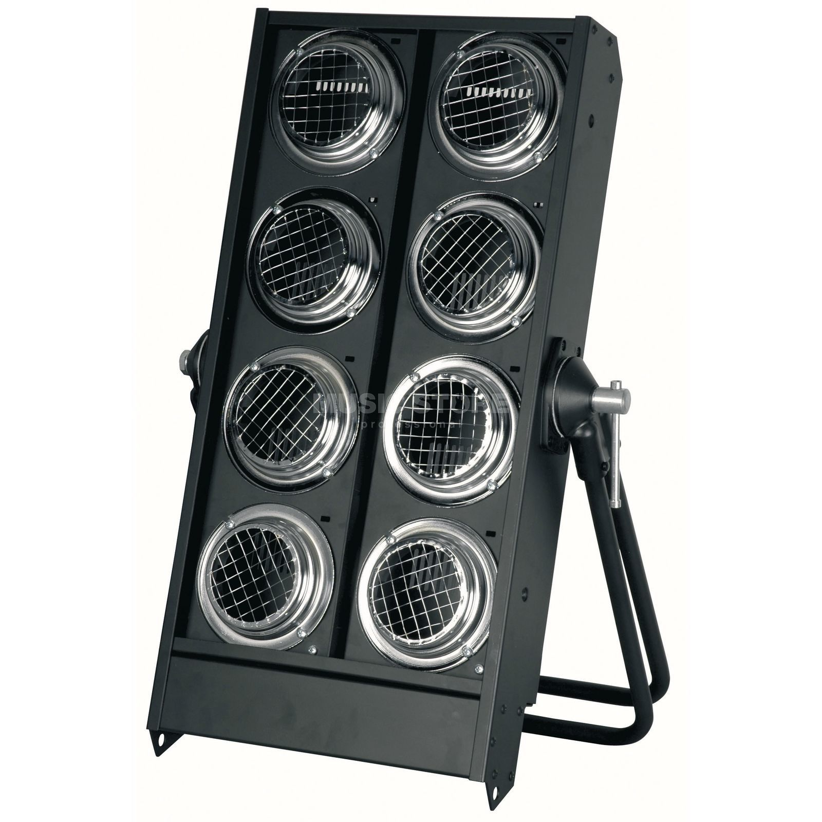 Showtec Stage Blinder 8 Black 8x 28V 250W Produktbild
