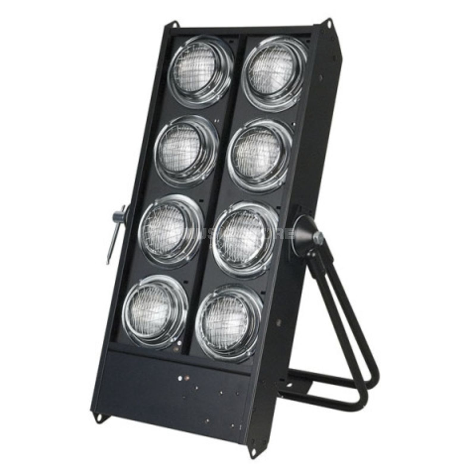 Showtec Stage Blinder 8 DMX Black  Produktbillede