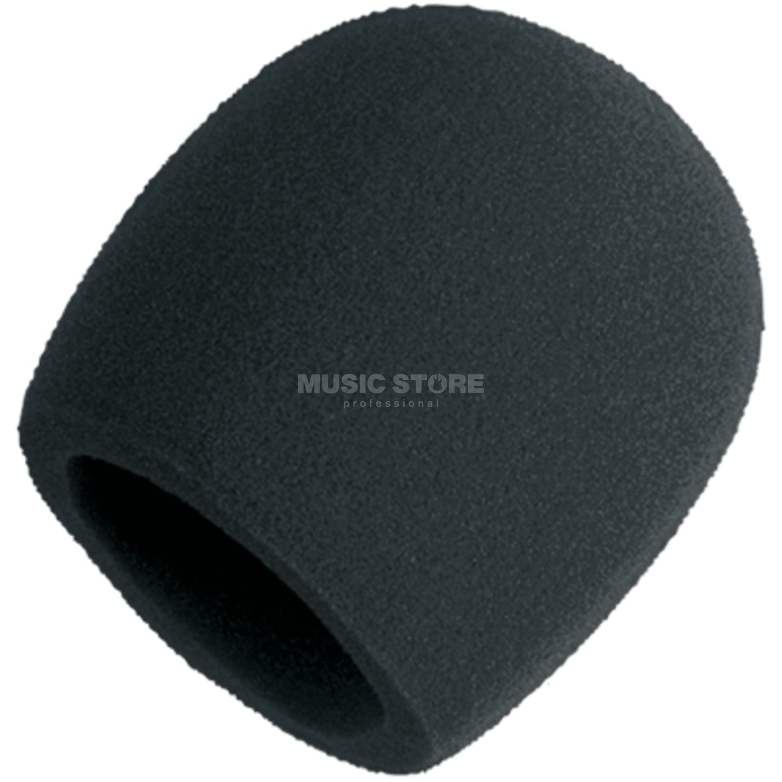 Shure A58WS-BLK Windshield in  Black    Produktbillede
