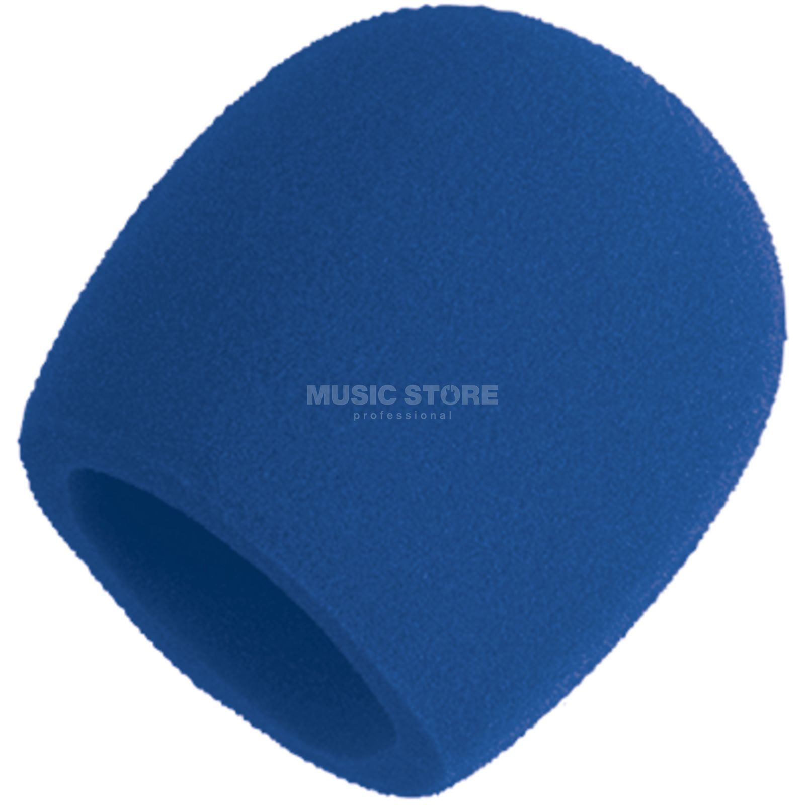 Shure A58WS-BLU Windshield in Blue    Produktbillede
