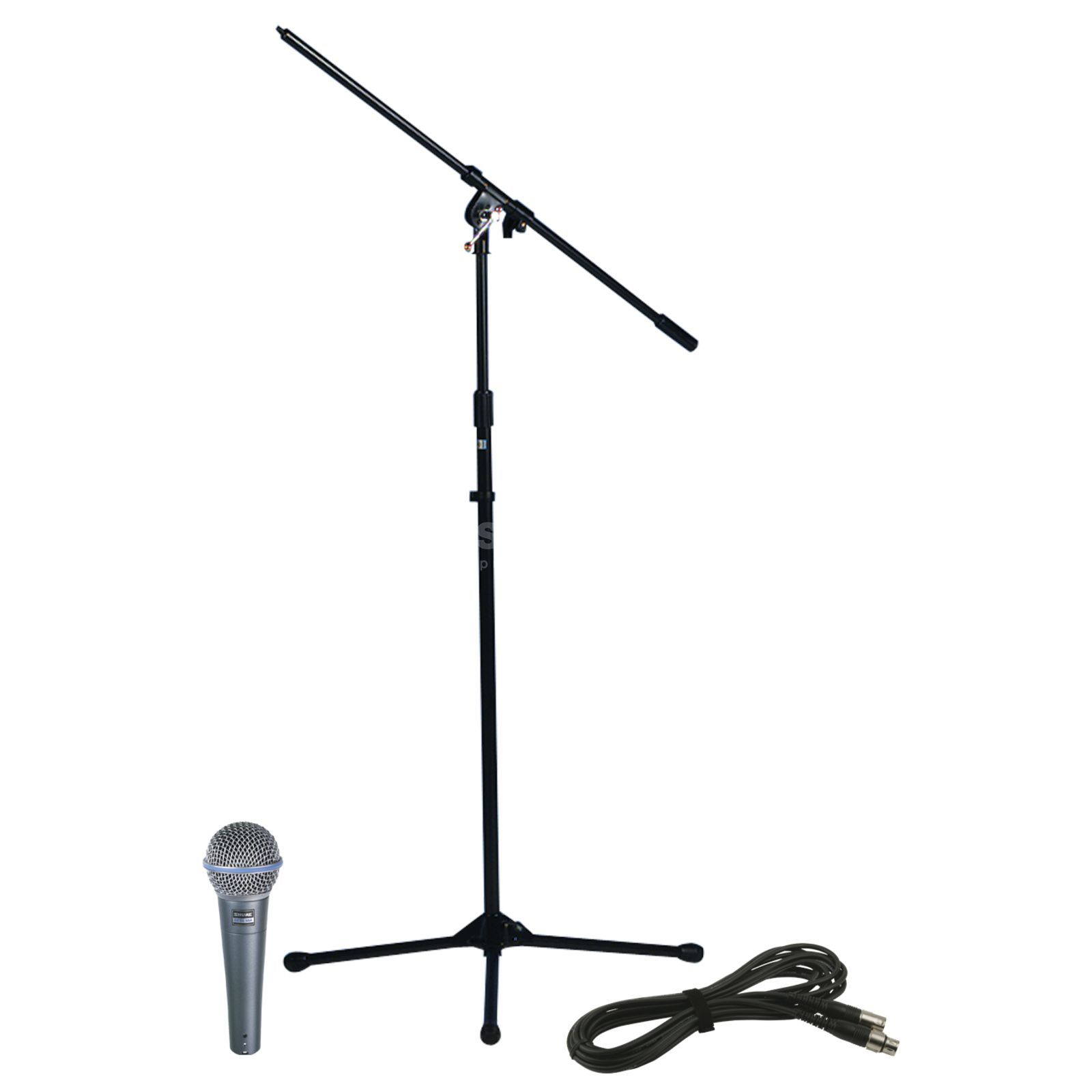 Shure Beta 58A Basic 2 - Set Produktbild