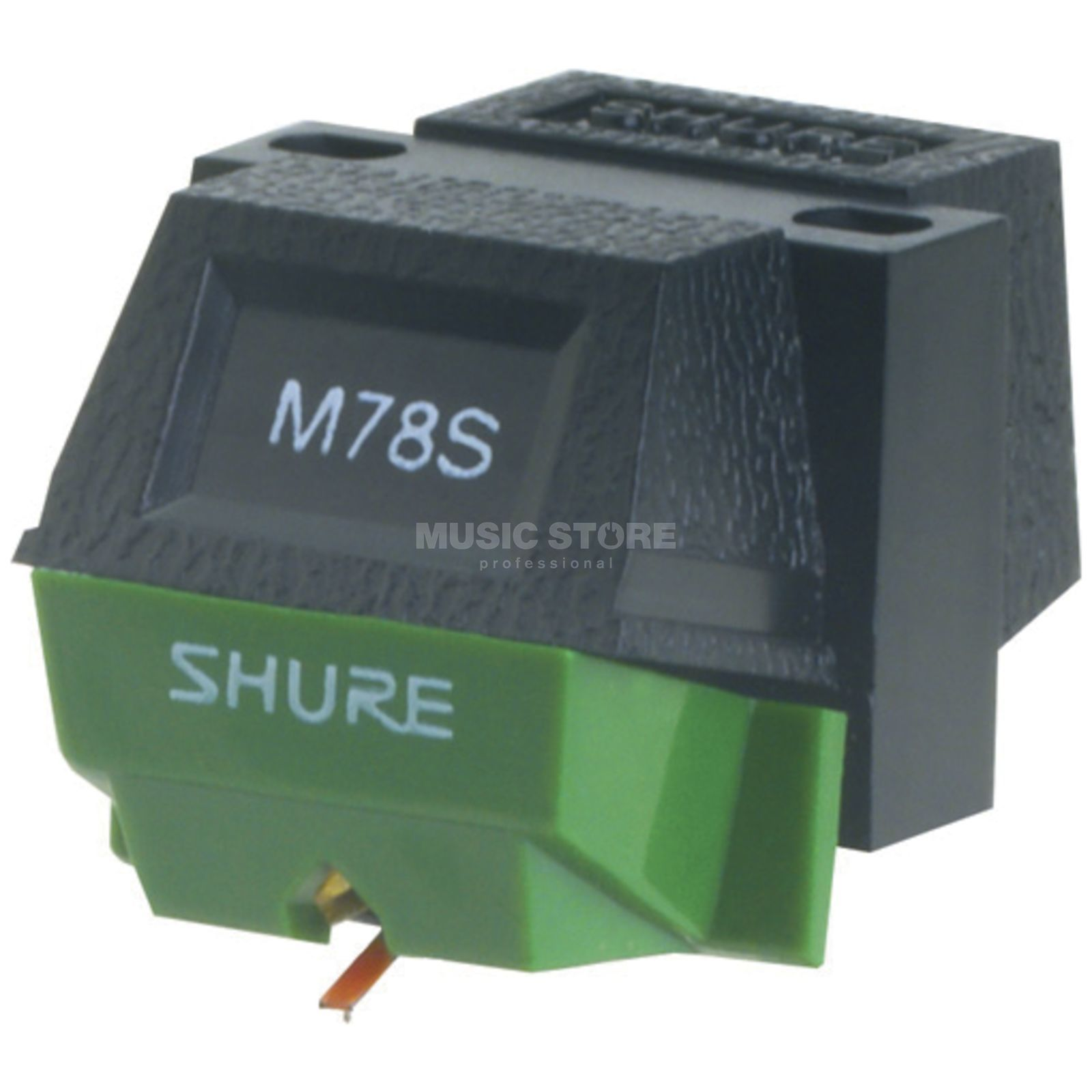 Shure M78S/ Pick-Up System for 78rpm, Spherical Produktbillede