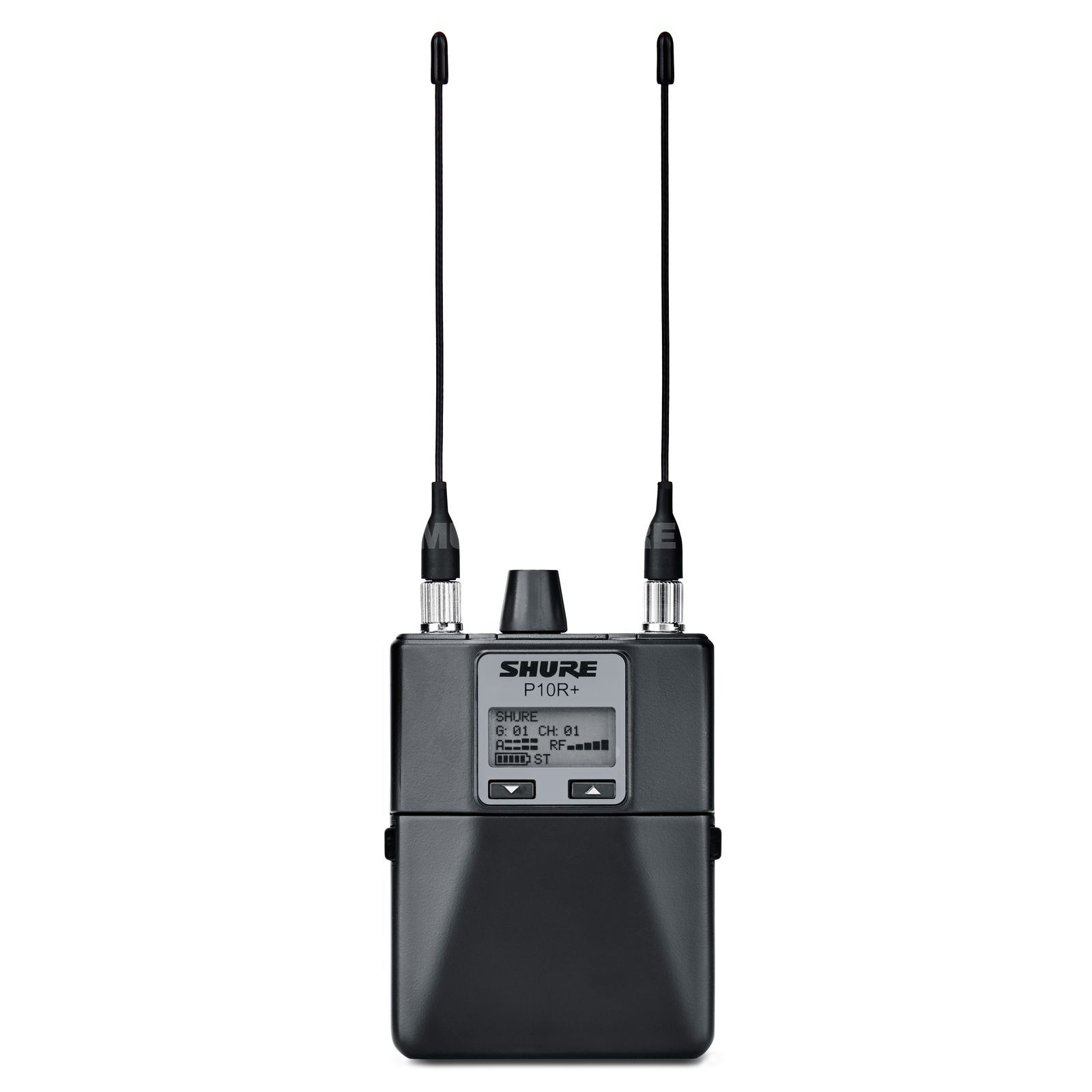 Shure P10R+ Pocket Receiver 554-626MHz Изображение товара