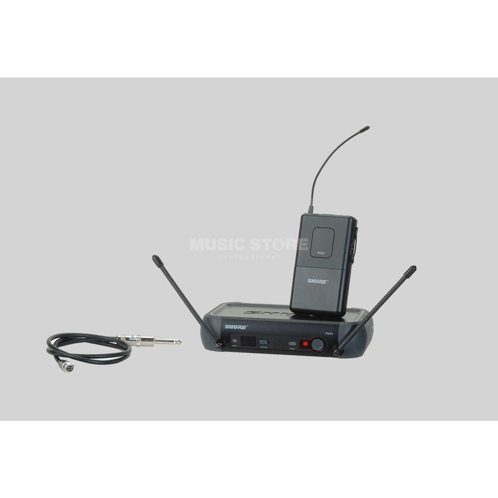 Shure PGX14E/WA302 K5E, 606-630MHz Wireless Instrument Set Produktbillede