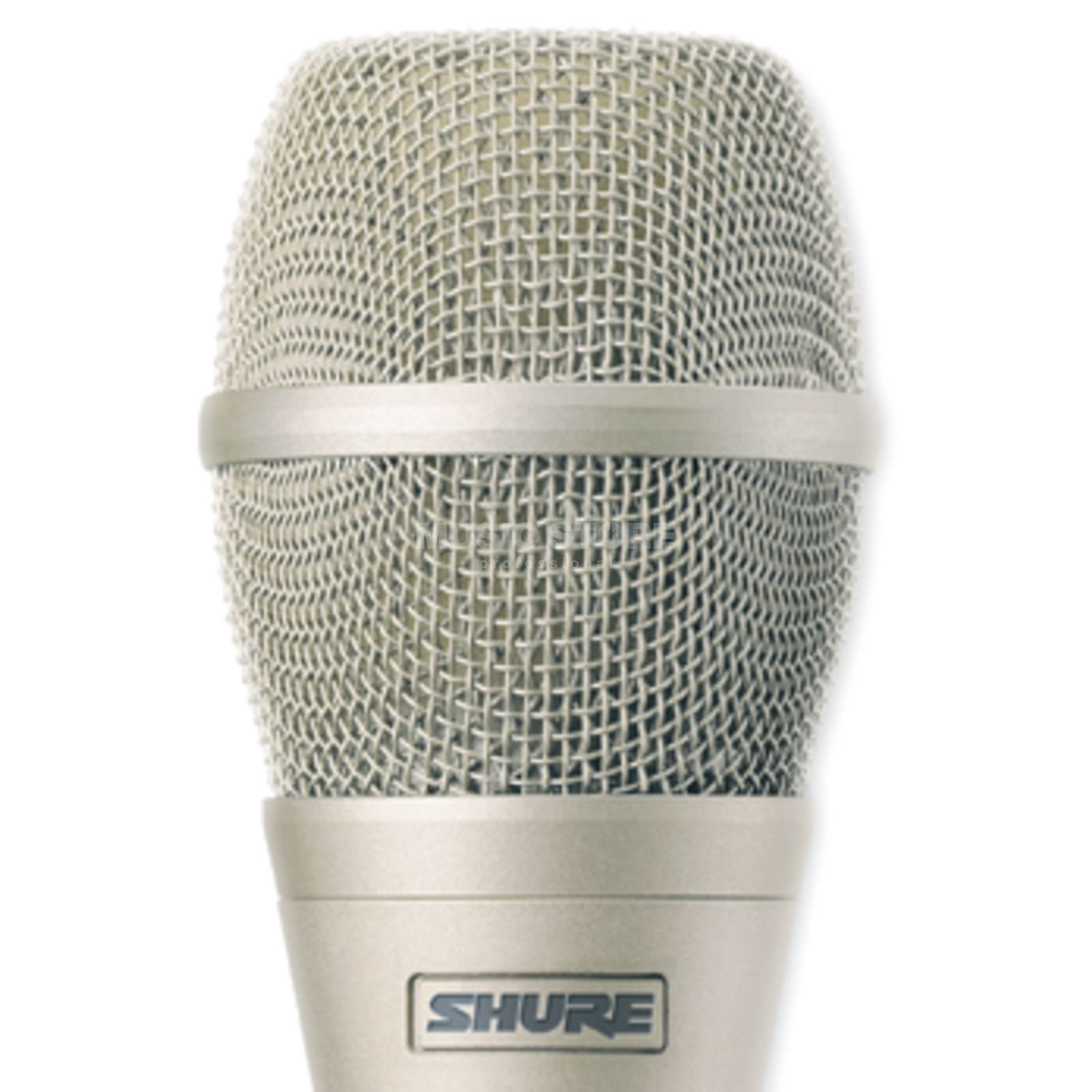 Shure RPW180 KSM 9 Capsule champagne Switchable Cardioid/Super Cardioid Produktbillede