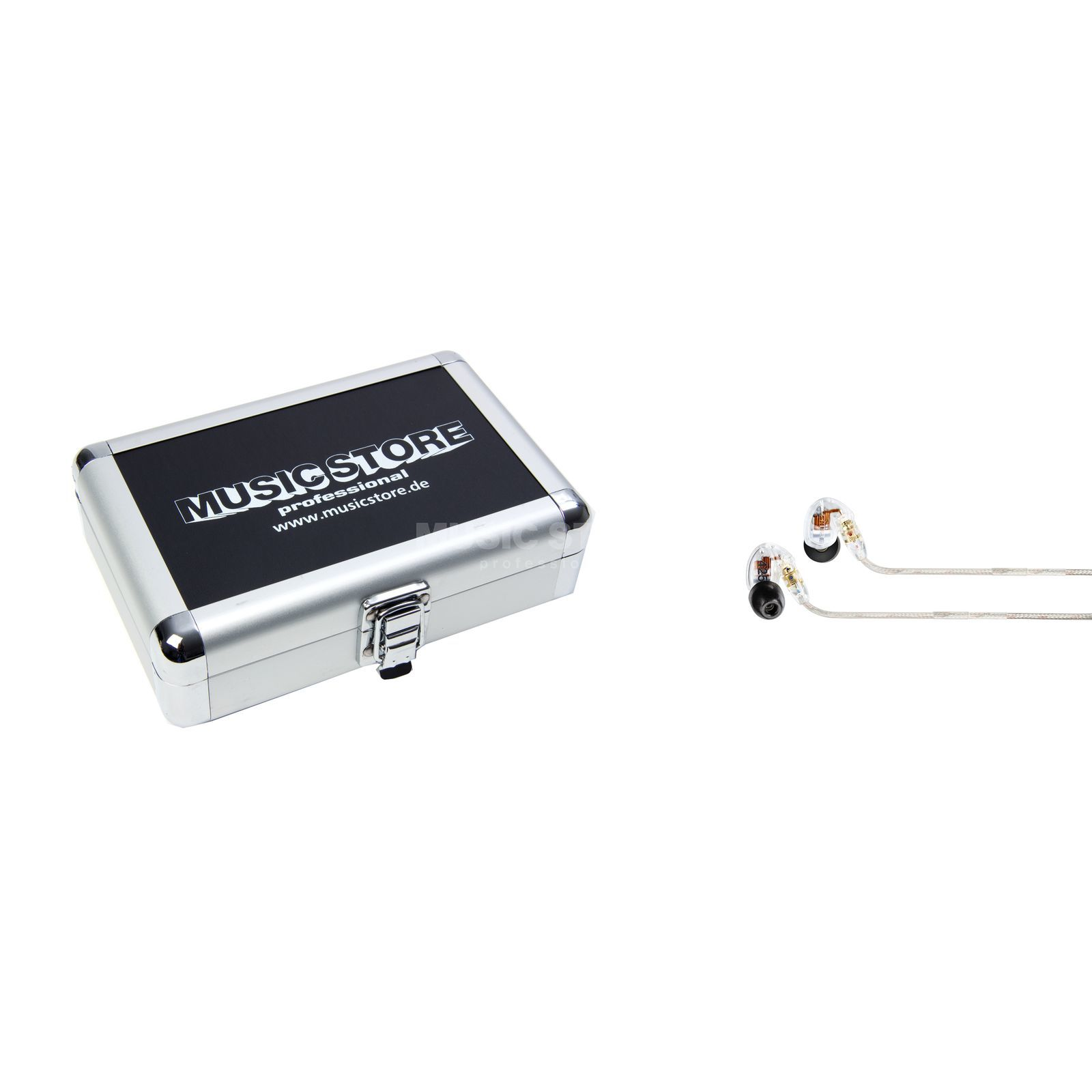 Shure SE 425-CL + Case - Set Produktbild