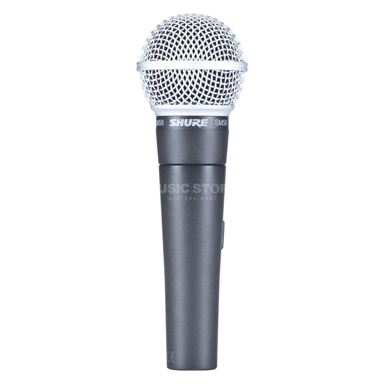 Shure SM 58 SE with Switch dynamic Microphone Produktbillede