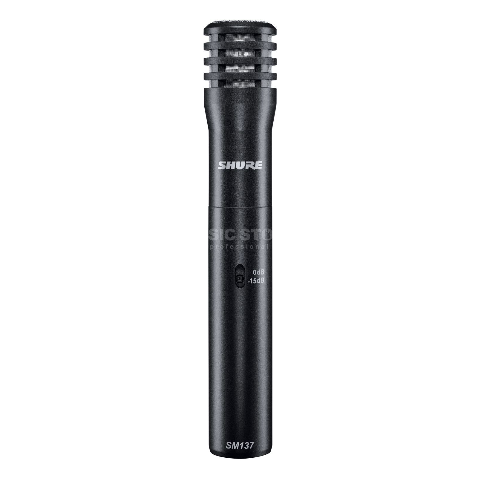 Shure SM137-LC Small Membrane Microphone Condenser, Cardioid Zdjęcie produktu