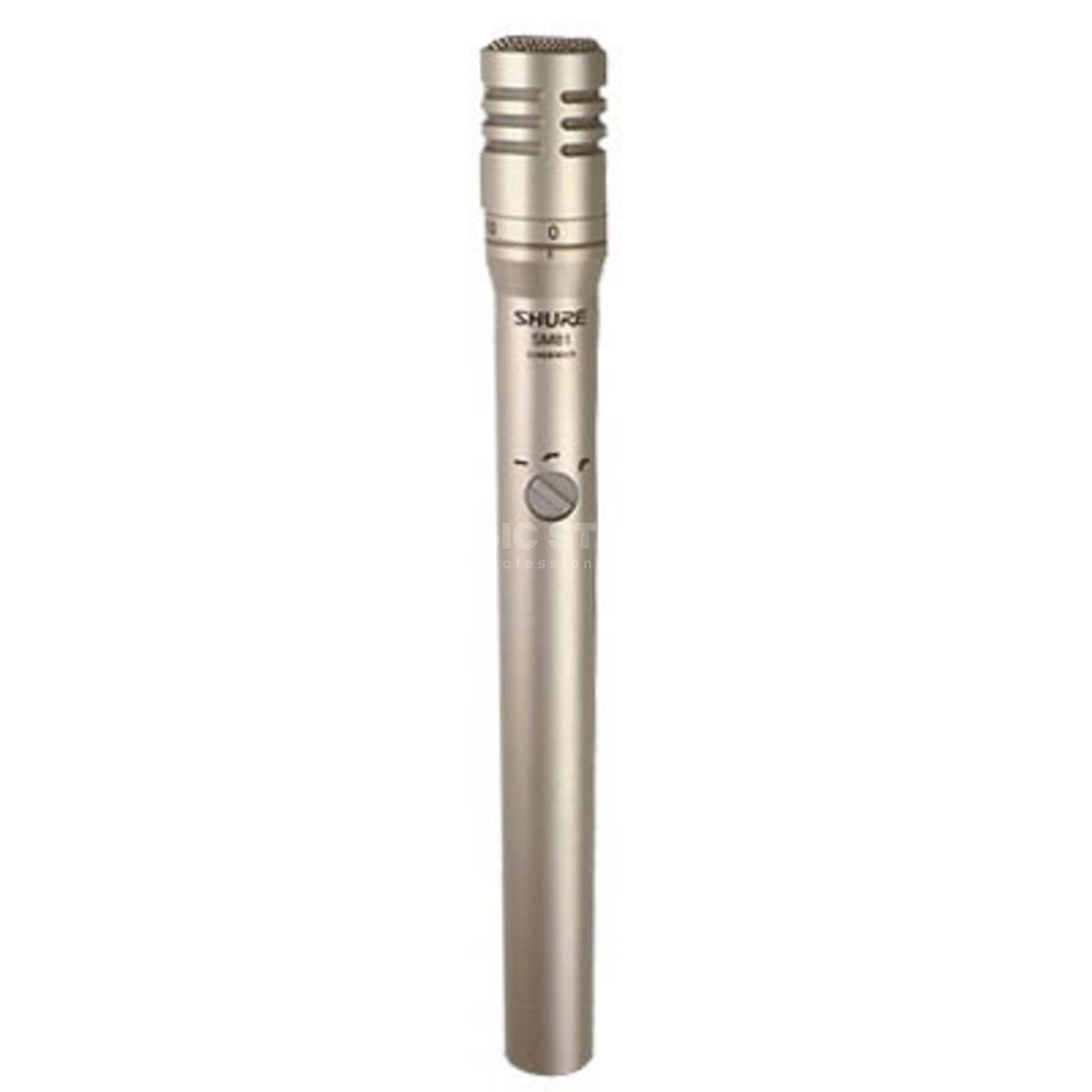 Shure SM81 Unidirectional Cardioid  Produktbillede