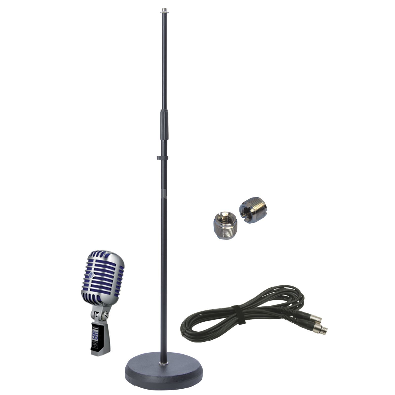 Shure Super 55 Deluxe Basic 2 - Set Produktbild