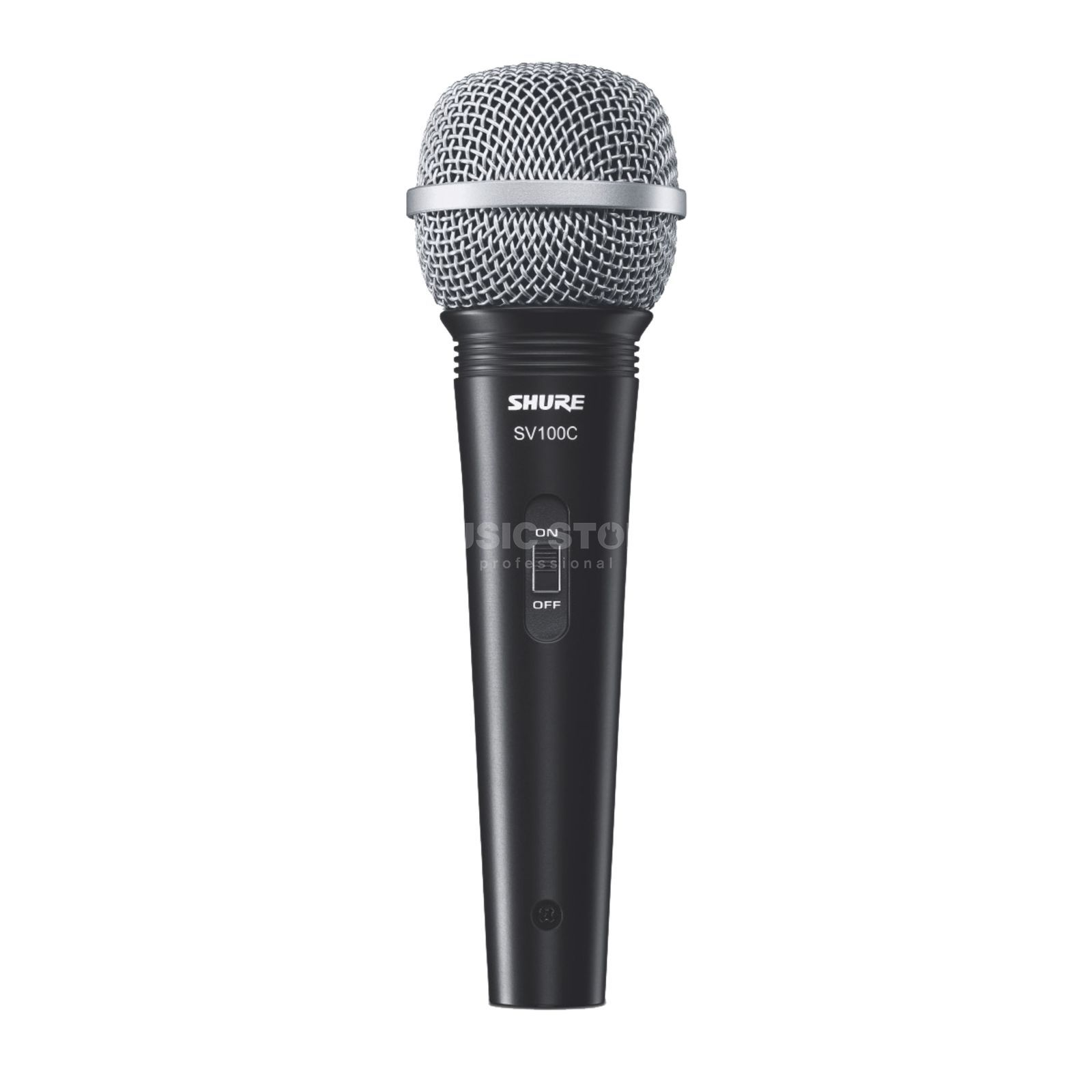 Shure SV100 Vocal Microphone incl. 4,5m XLR-Jack Cable Product Image