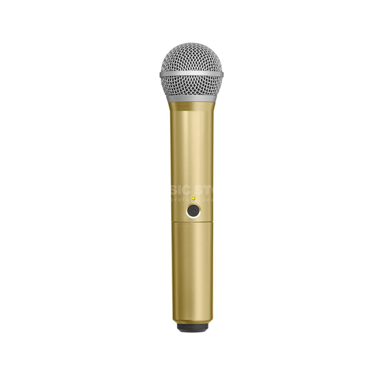 Shure WA712 Colour Housing Gold for BLX2/PG58 Handheld Transmitter Produktbillede