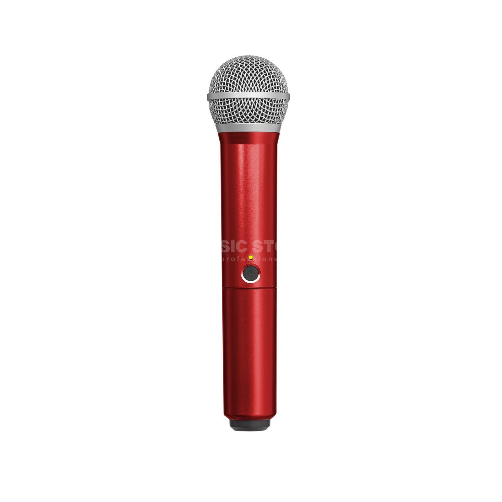 Shure WA712 Colour Housing red for BLX2/PG58 Handheld Transmitter Produktbillede