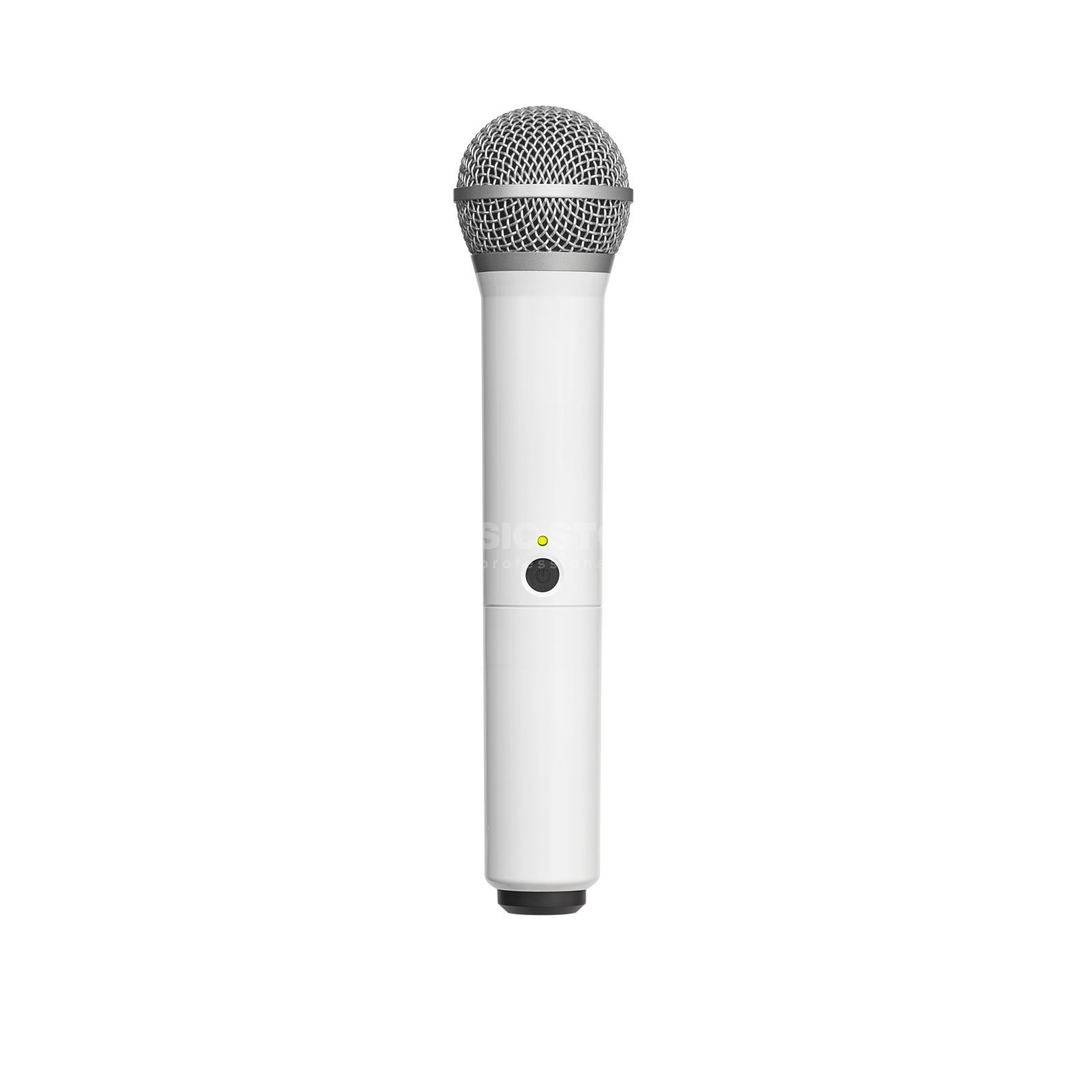 Shure WA712 Colour Housing white for BLX2/PG58 Handheld Transmitter Produktbillede