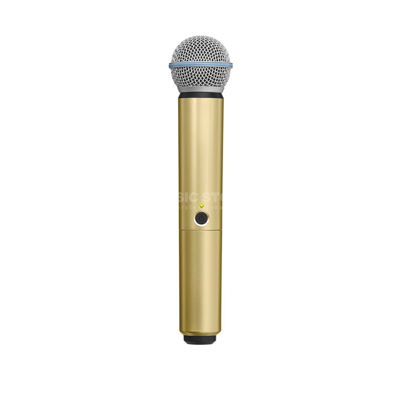 Shure WA713 Colour Housing Gold for BLX2/SM58, BLX2/Beta58A Produktbillede