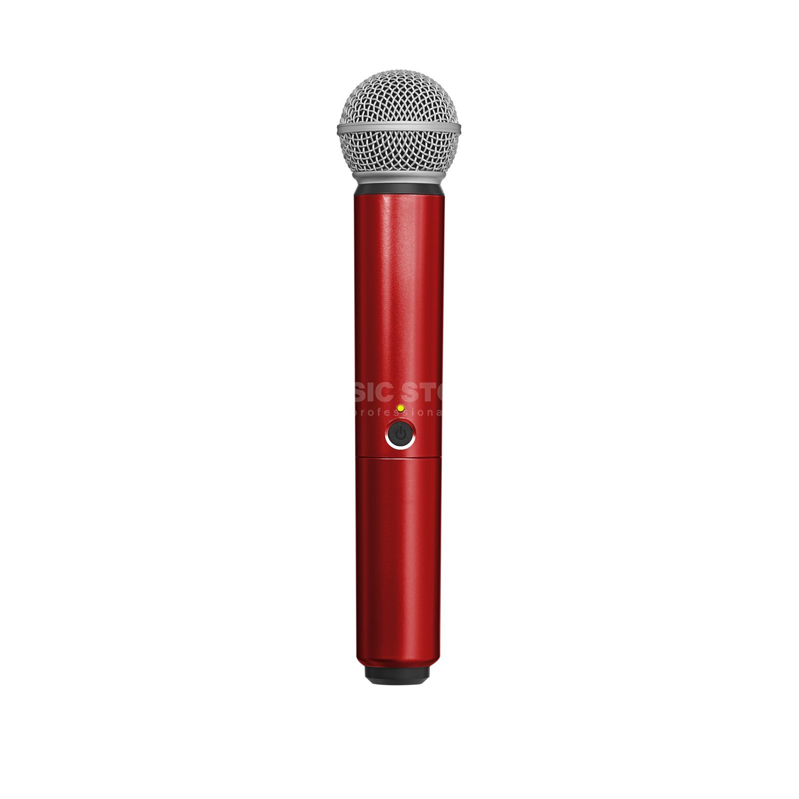 Shure WA713 Colour Housing red for BLX2/SM58, BLX2/Beta58A Produktbillede