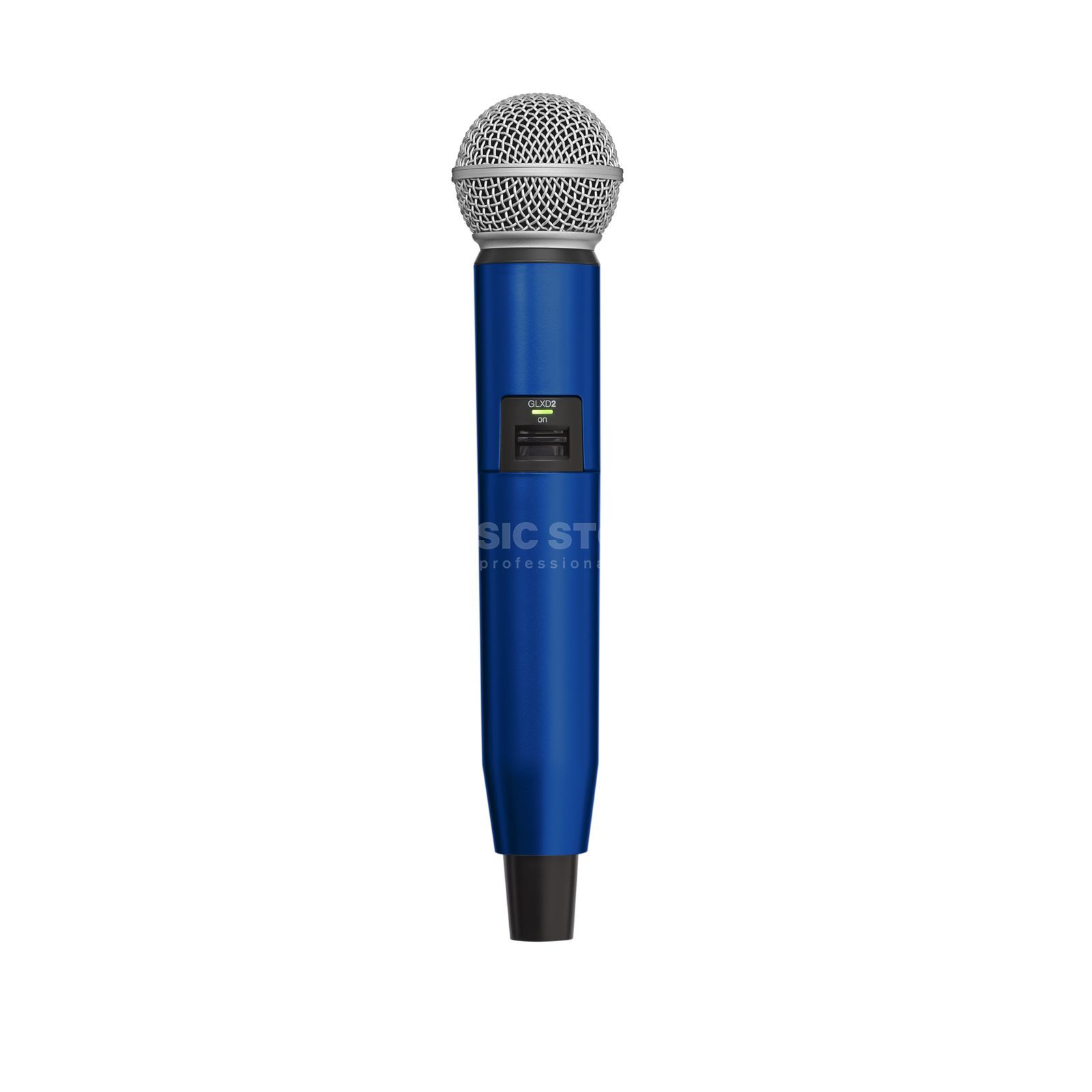 Shure WA723 Colour Housing blue for GLXD2/SM58, GLXD2/Beta58A Produktbillede