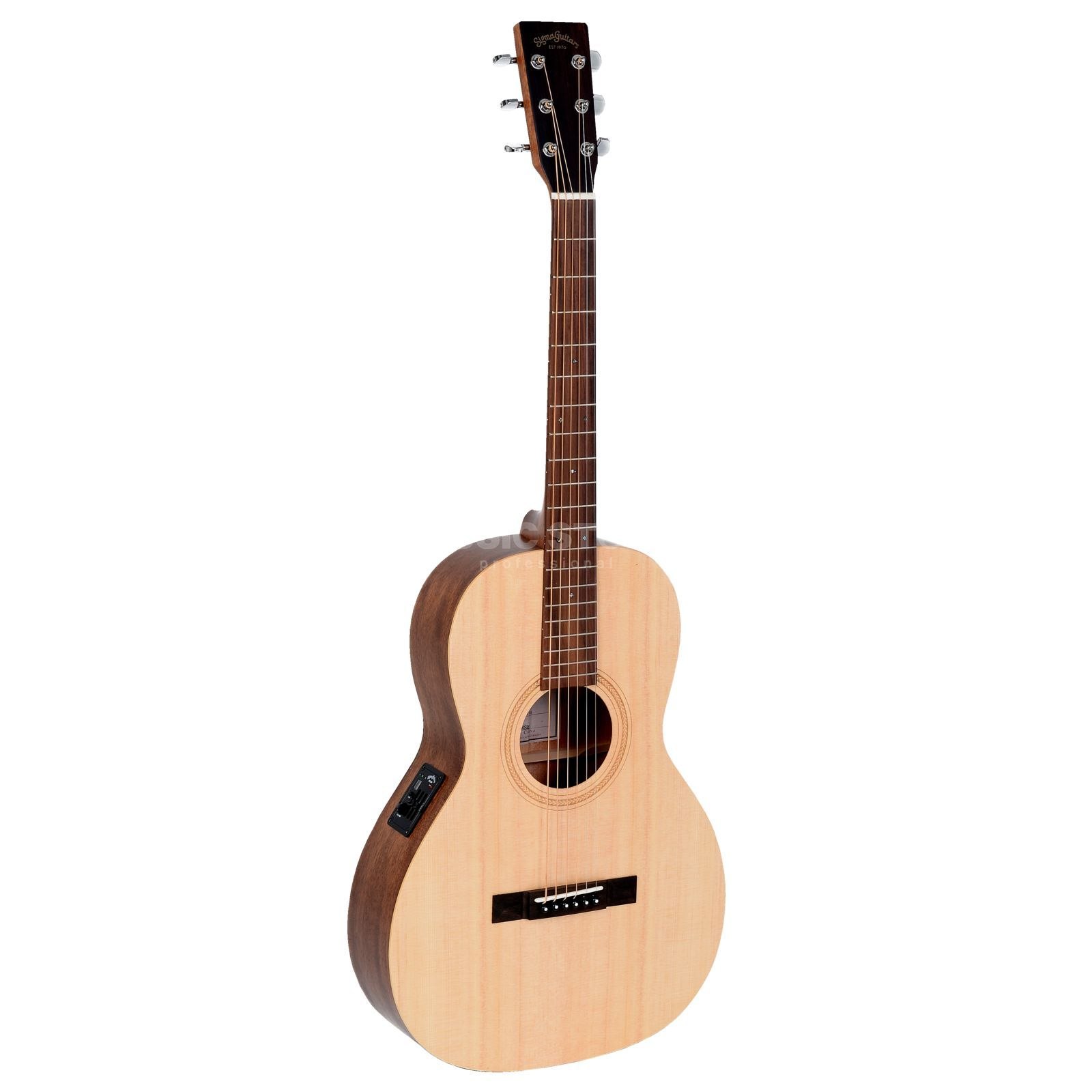 Sigma Guitars 00MSE Natural Produktbillede
