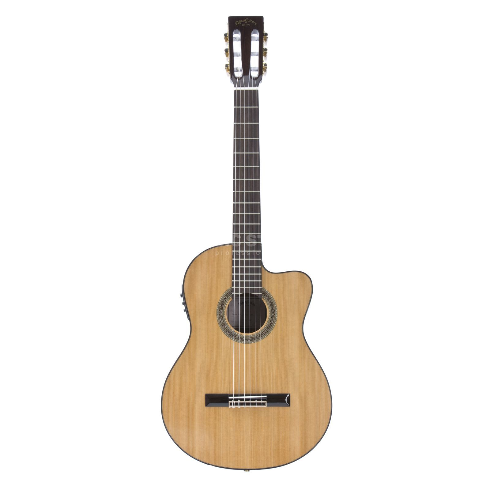 Sigma Guitars CMC-6E Natural Produktbild