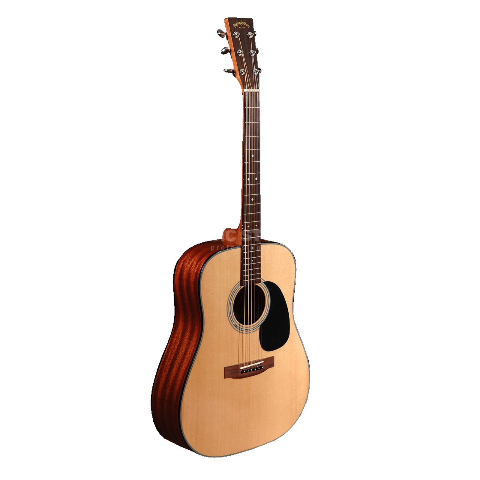 Sigma Guitars DM-18 Natural Highgloss Produktbillede