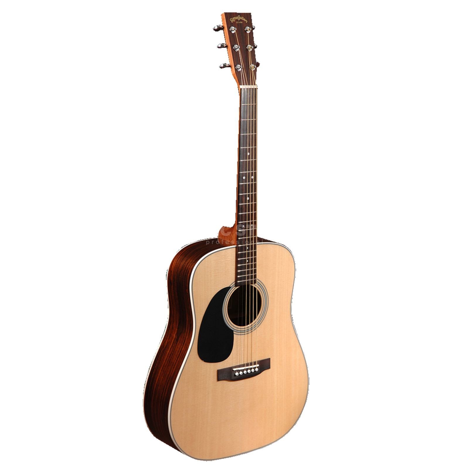 Sigma Guitars DR-28 L Lefthand Natural Highgloss Produktbillede