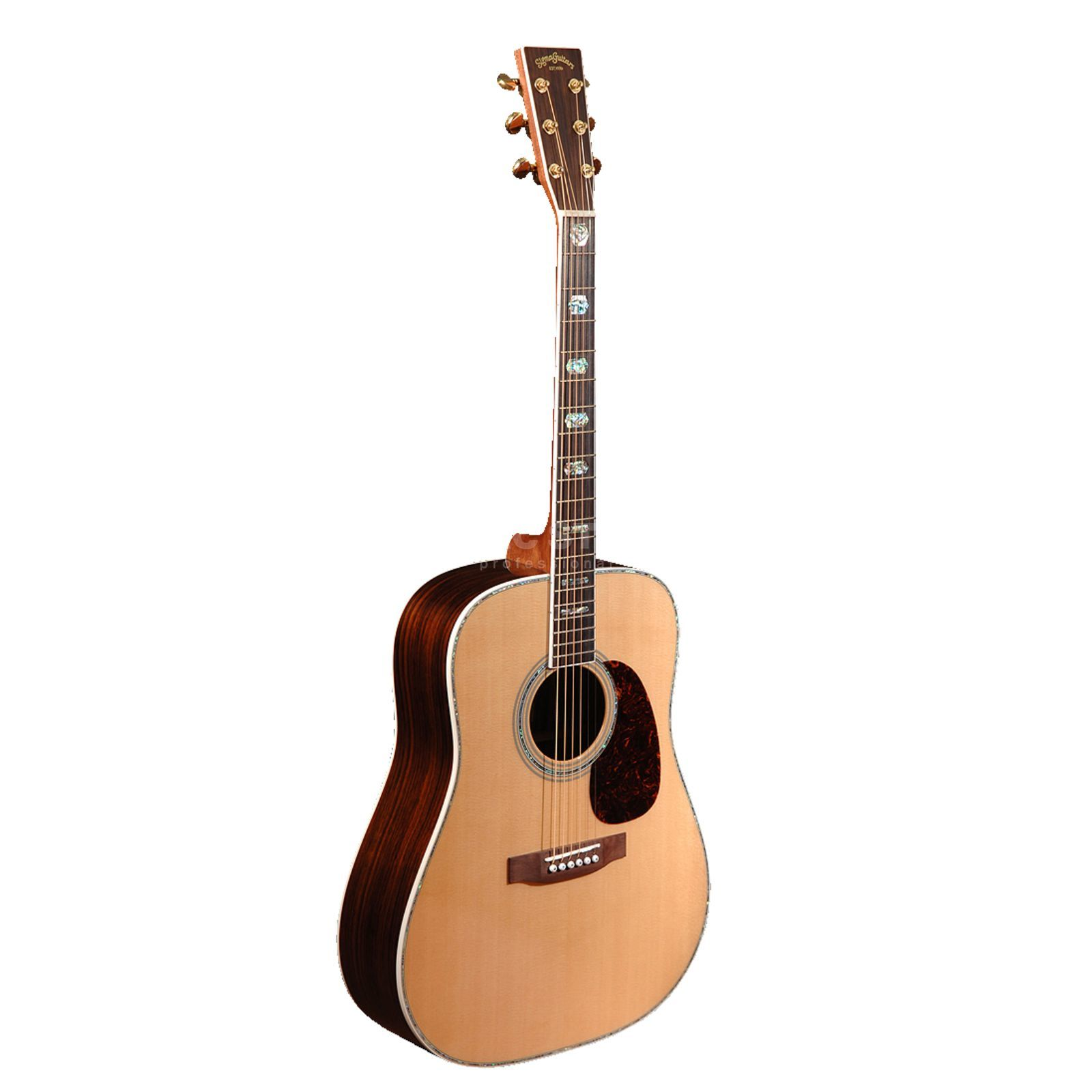 Sigma Guitars DR-41 Natural Highgloss Produktbillede